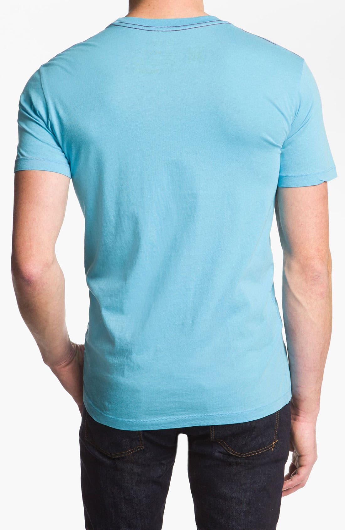 Alternate Image 2  - RVCA 'Polygon Hex' Graphic T-Shirt