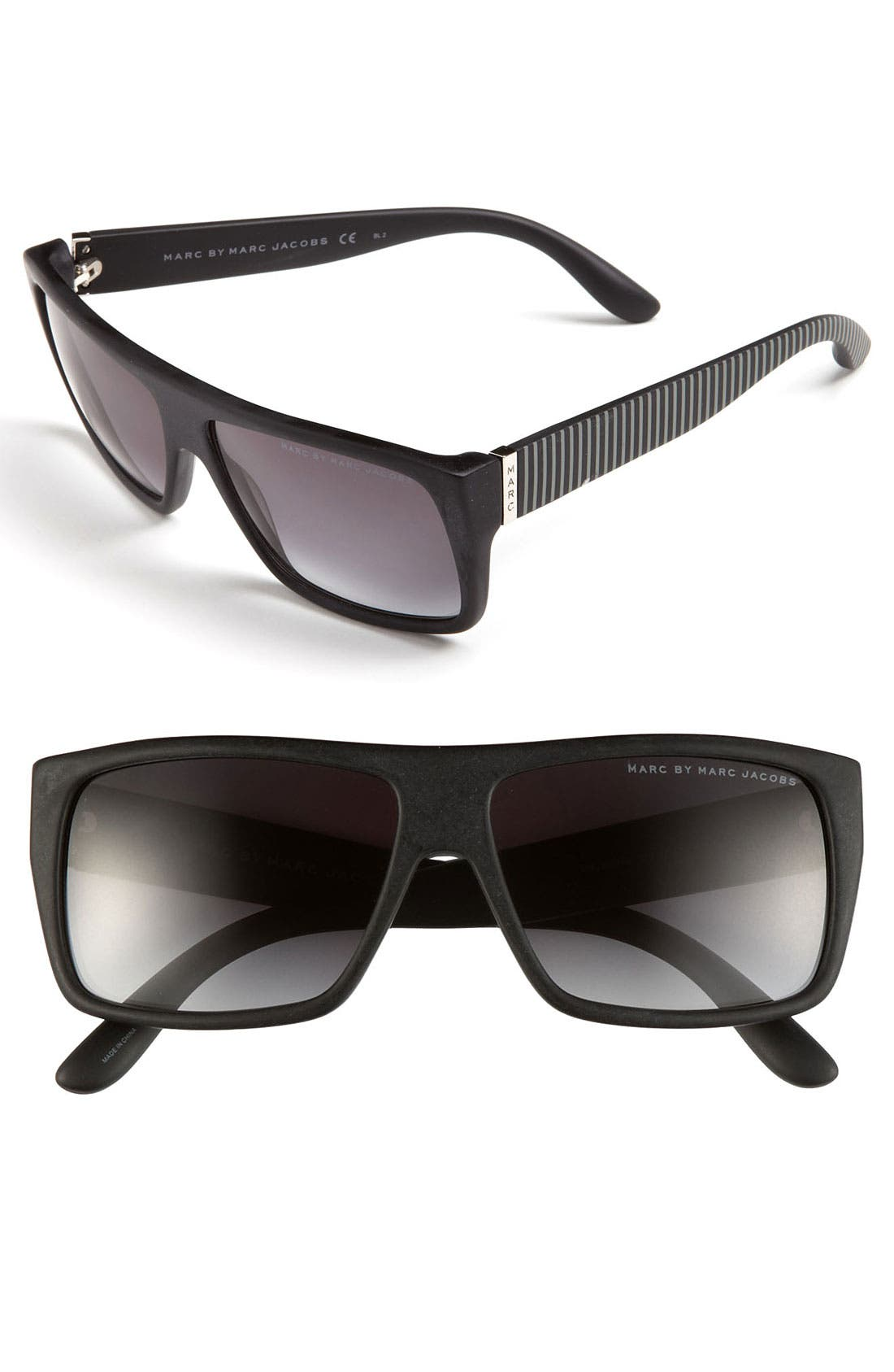 Main Image - MARC BY MARC JACOBS Retro Sunglasses