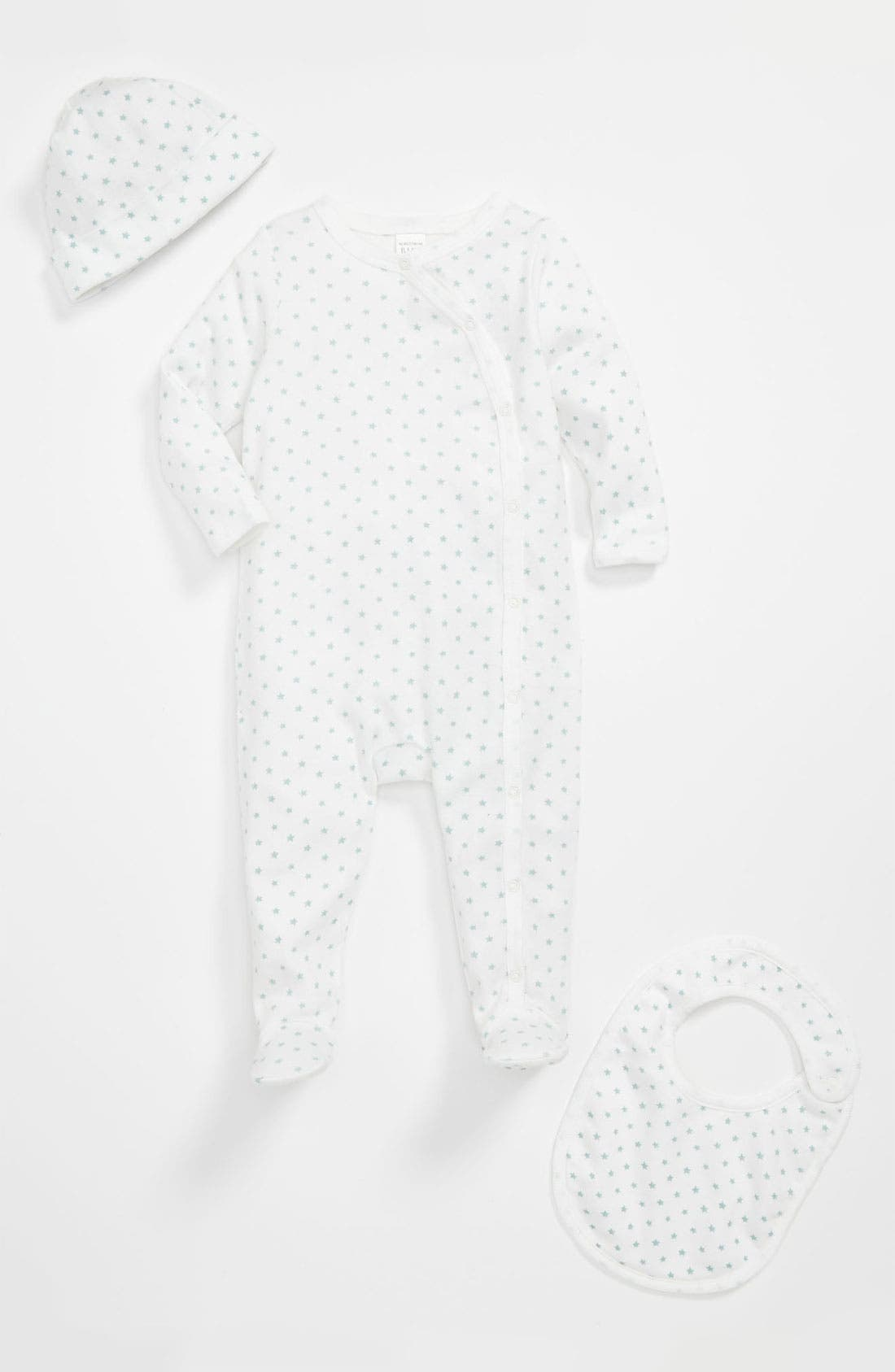 Alternate Image 1 Selected - Nordstrom Baby 'Welcome' Gift Set (Baby)