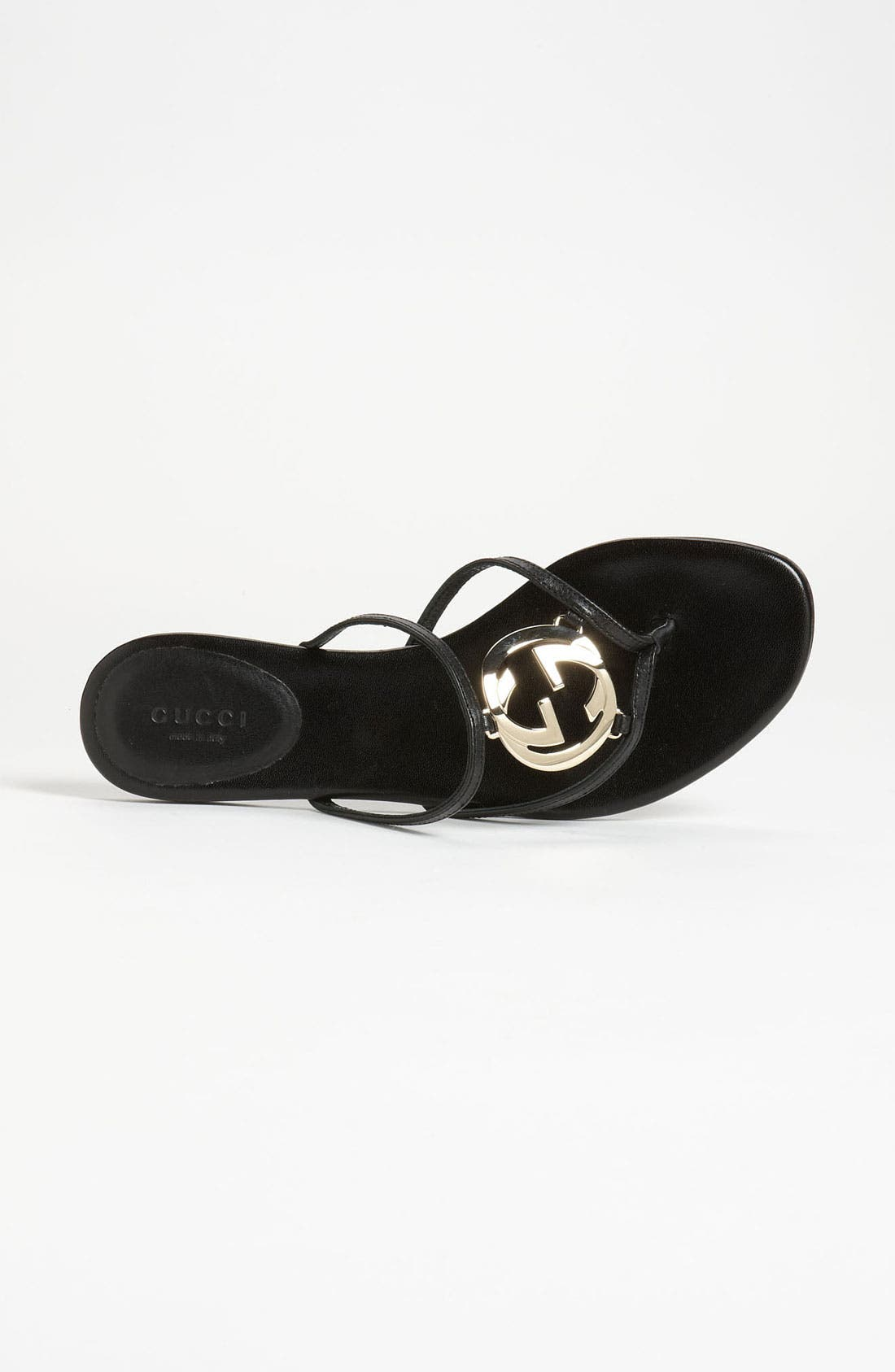 Alternate Image 3  - Gucci 'GG' Logo Sandal