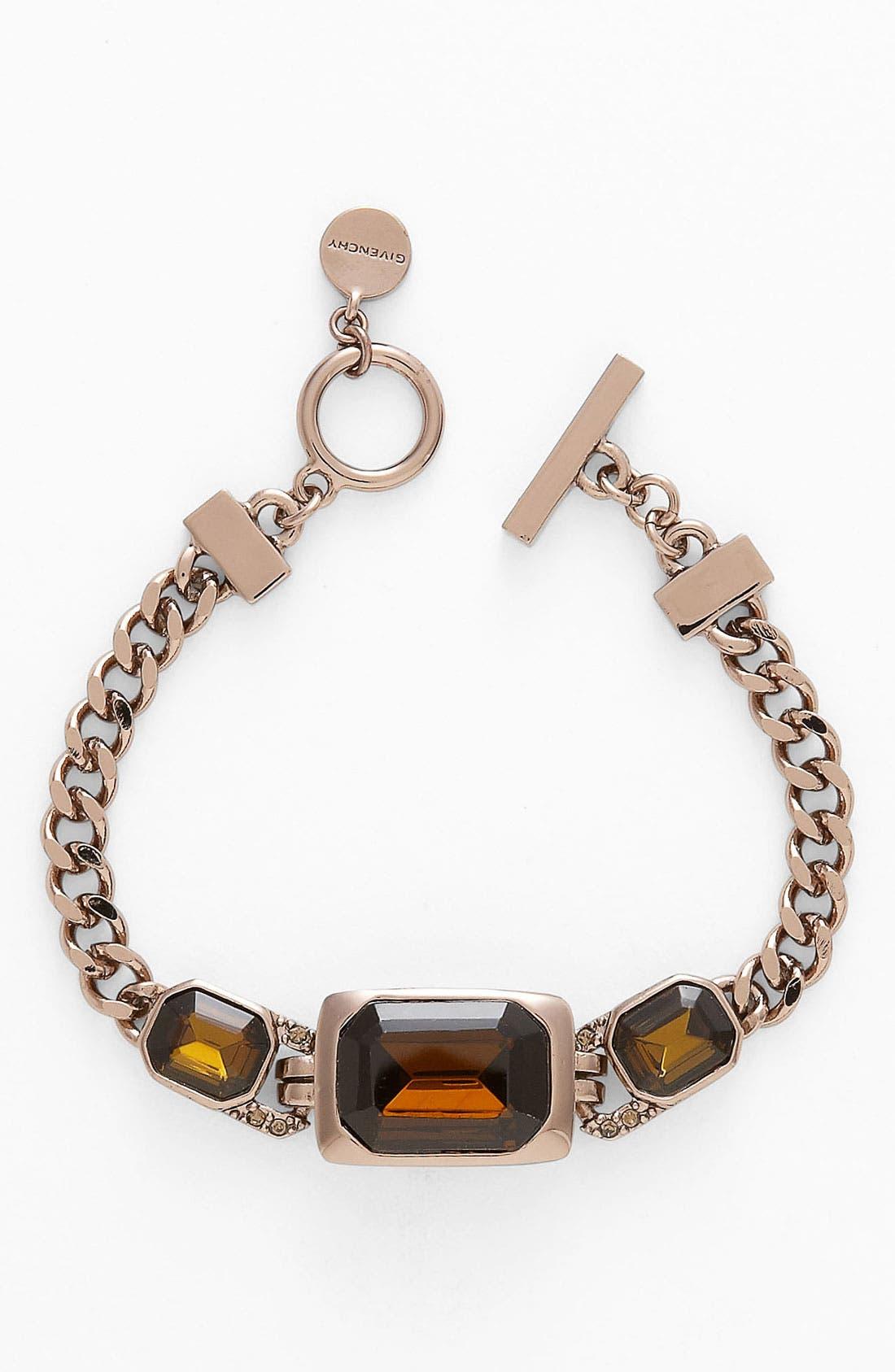 Alternate Image 1 Selected - Givenchy Line Bracelet