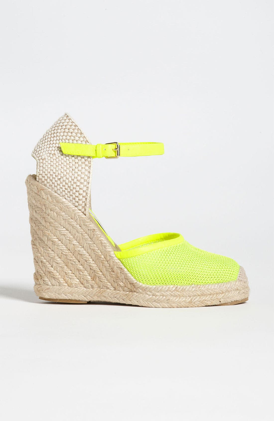 Alternate Image 4  - Stella McCartney Wedge Sandal