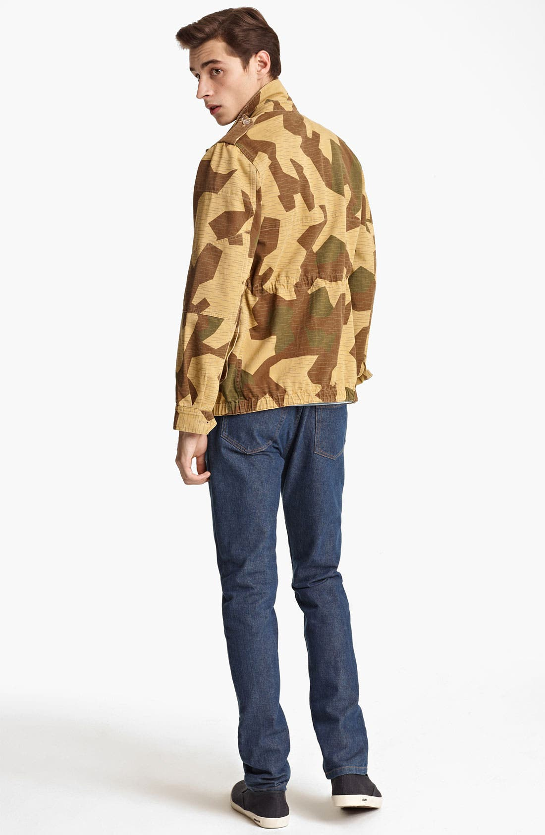 Alternate Image 5  - A.P.C. Camo Coat