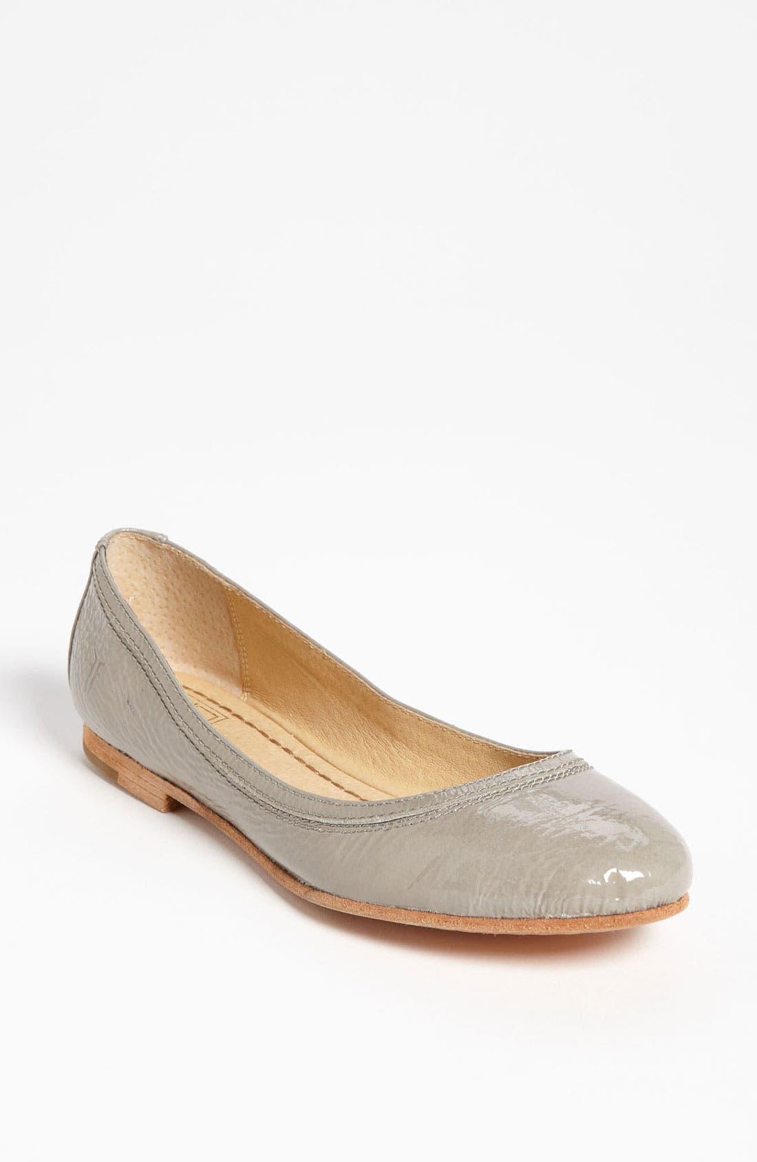 Main Image - Frye 'Carson' Ballet Flat