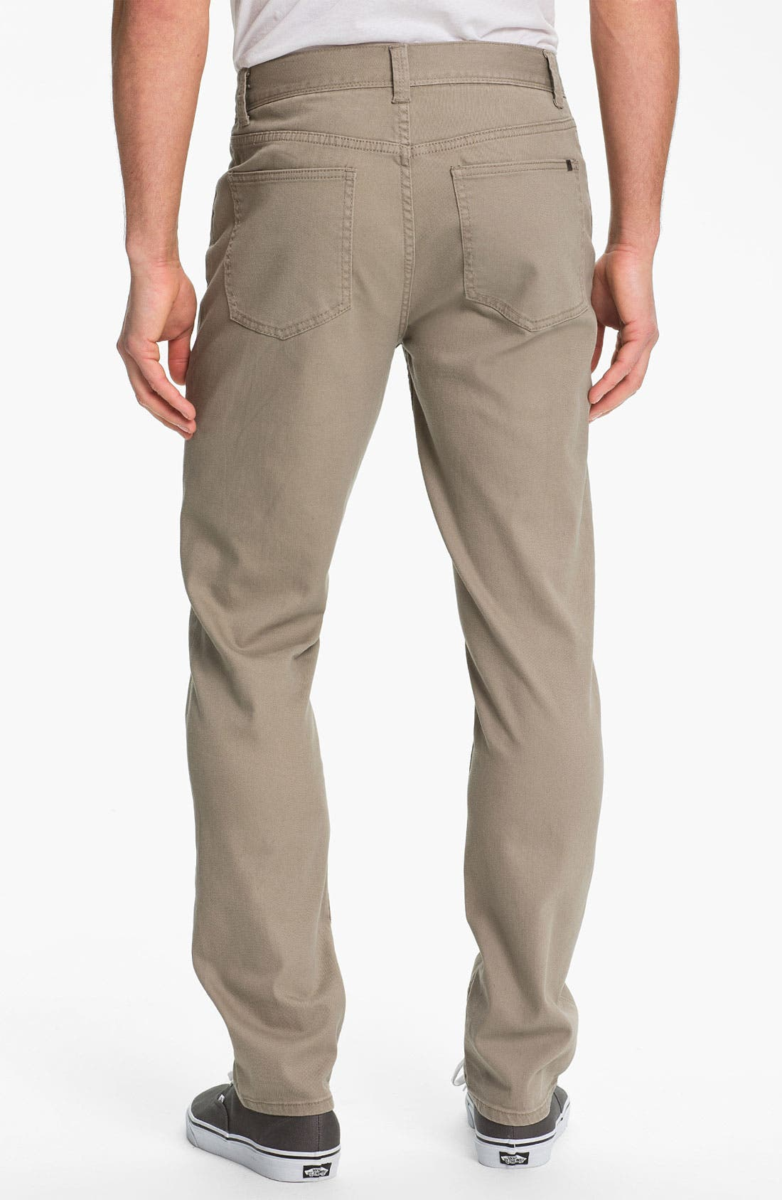 Alternate Image 1 Selected - O'Neill 'Dylan' Slim Five Pocket Pants