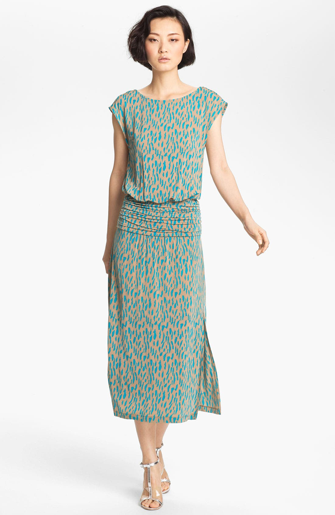 Alternate Image 1 Selected - Tracy Reese Square Back Jersey Dress