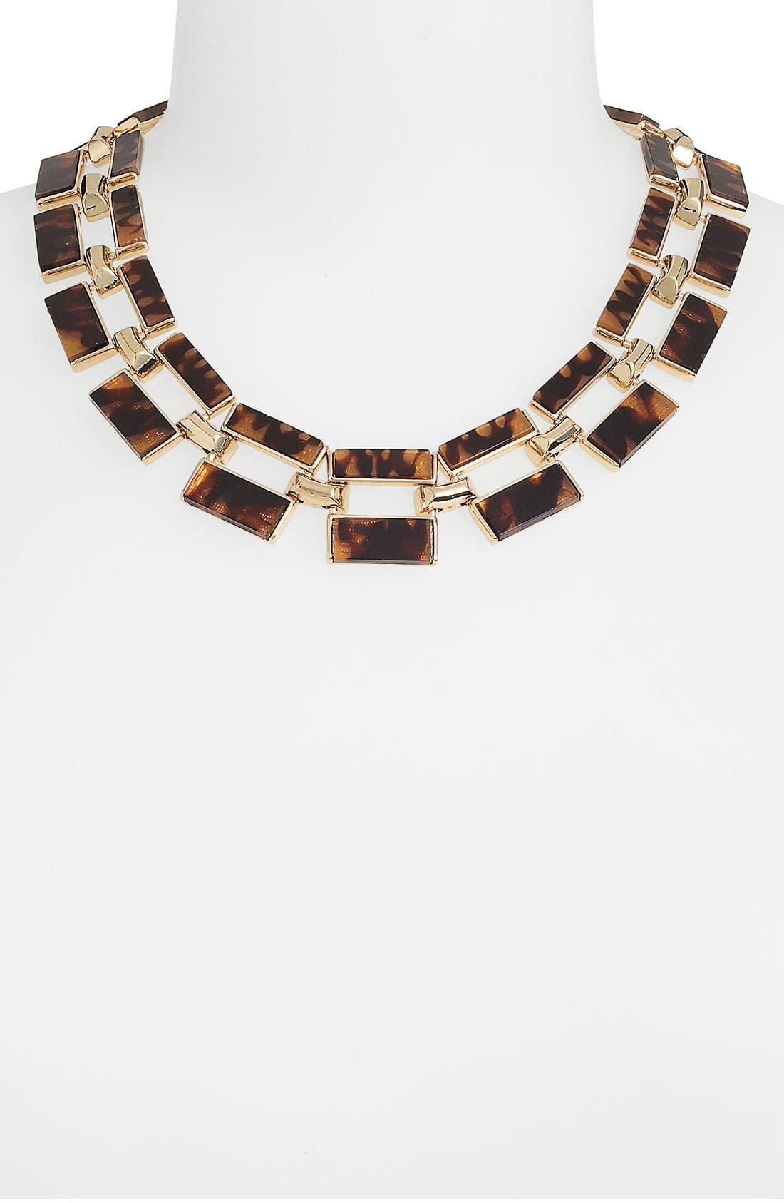 Alternate Image 2  - Anne Klein 'Ridley' Collar Necklace