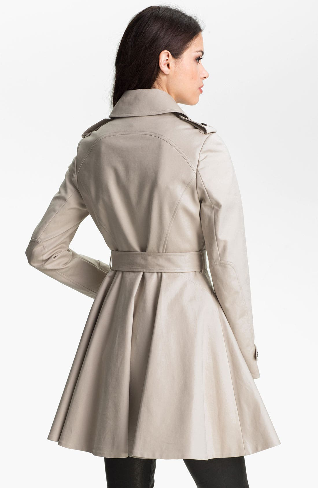 Alternate Image 2  - Ted Baker London Double Breasted Trench Coat