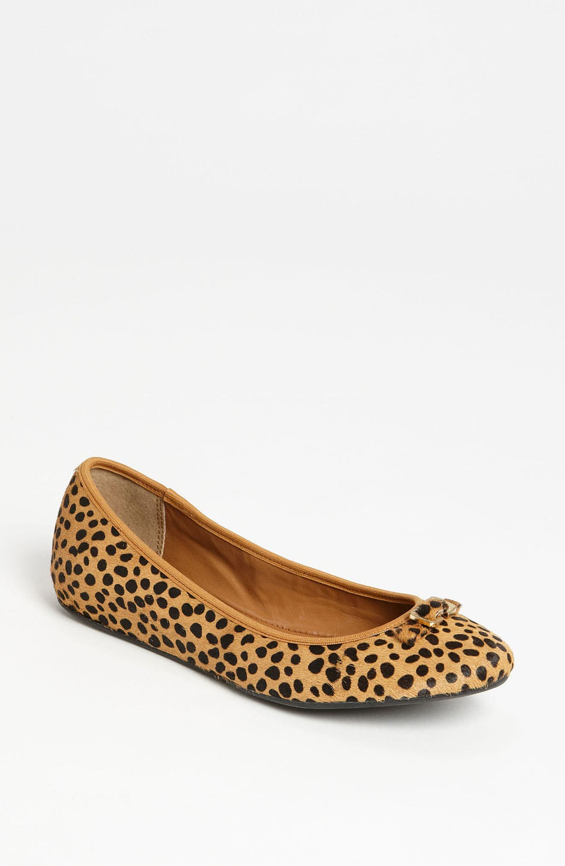 Alternate Image 1 Selected - Diane von Furstenberg 'Bion' Skimmer Flat (Online Only)