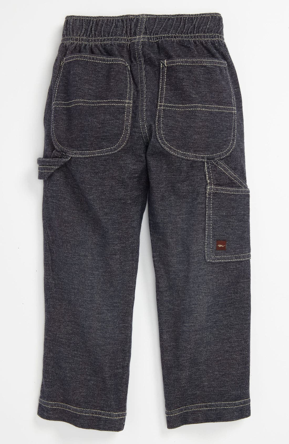 Alternate Image 2  - Tea Collection Carpenter Pants (Toddler)