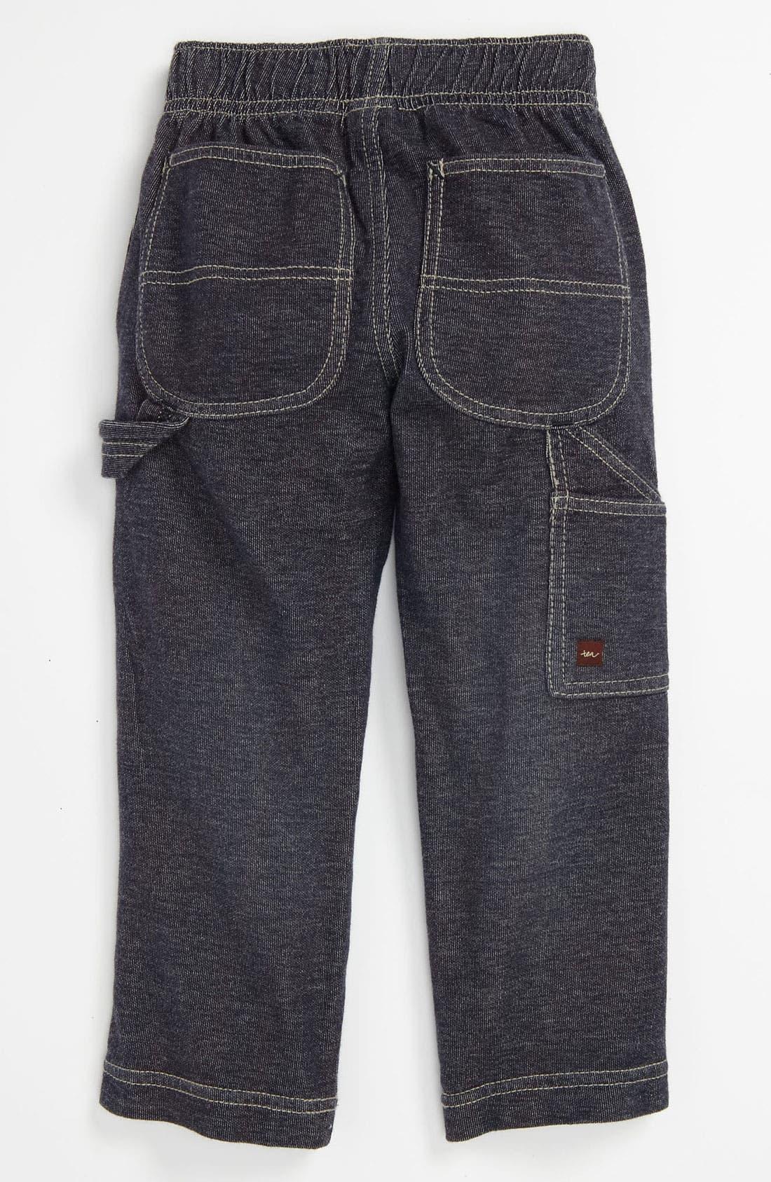 Alternate Image 2  - Tea Collection Carpenter Pants (Toddler)