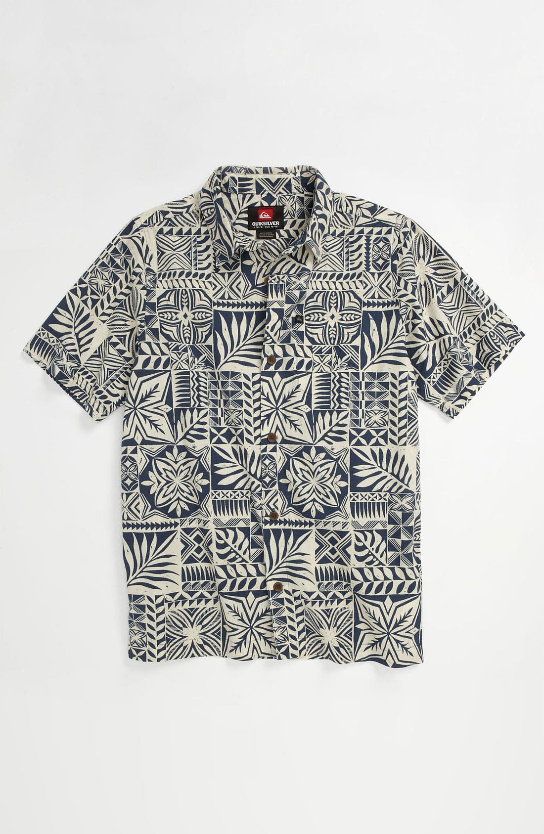 Alternate Image 1 Selected - Quiksilver 'Olulu' Shirt (Little Boys)