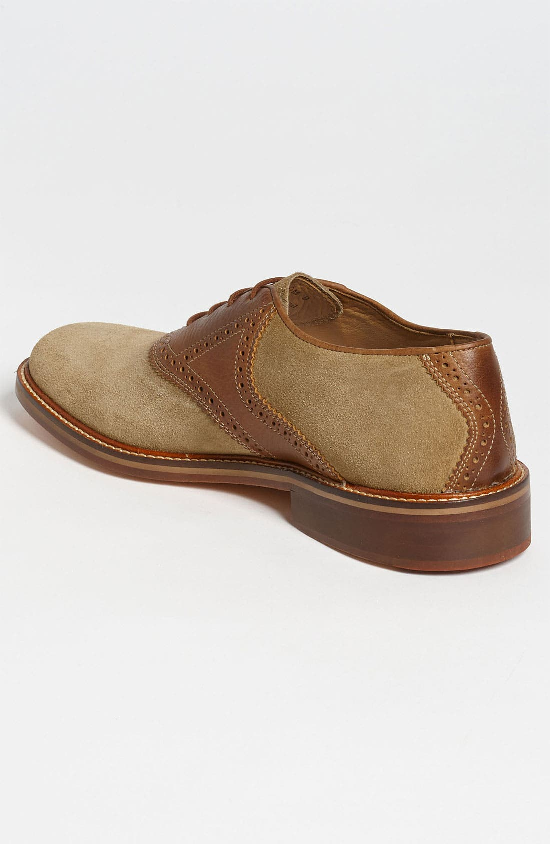 Alternate Image 2  - Martin Dingman 'George' Saddle Shoe