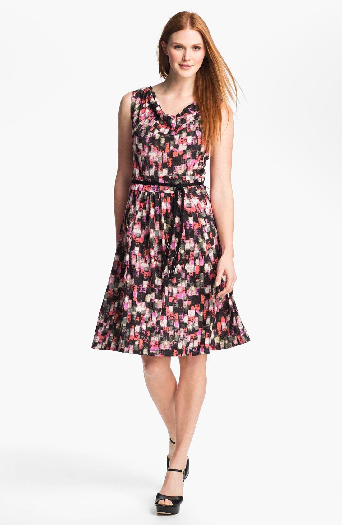 Alternate Image 1 Selected - Nic + Zoe 'Spring Rain' Dress
