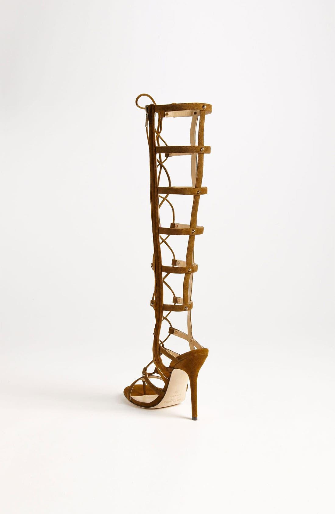 Alternate Image 2  - Jimmy Choo 'Mogul' Caged Sandal Boot