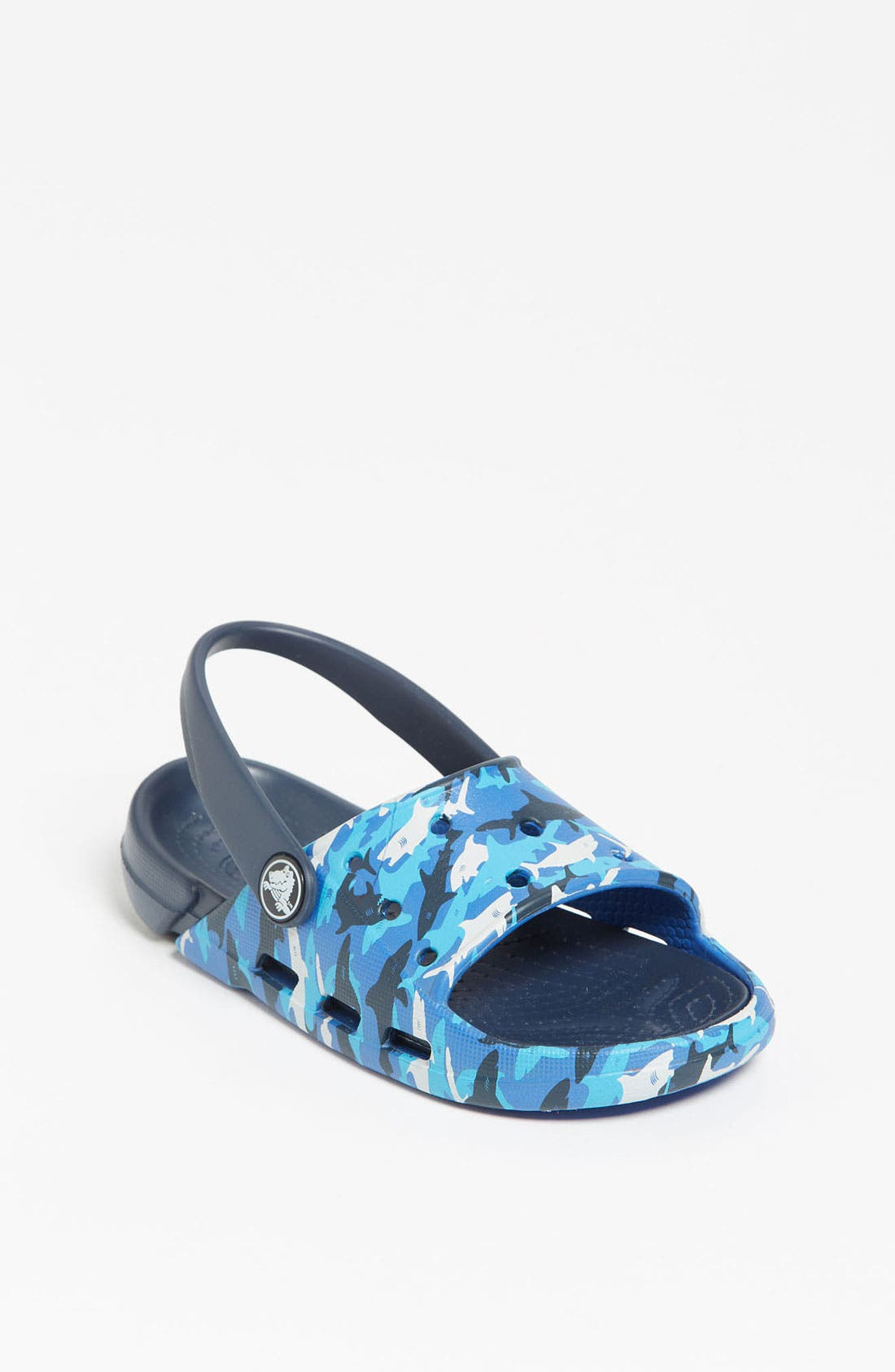 Main Image - CROCS™ 'Electro' Sandal (Walker, Toddler & Little Kid)
