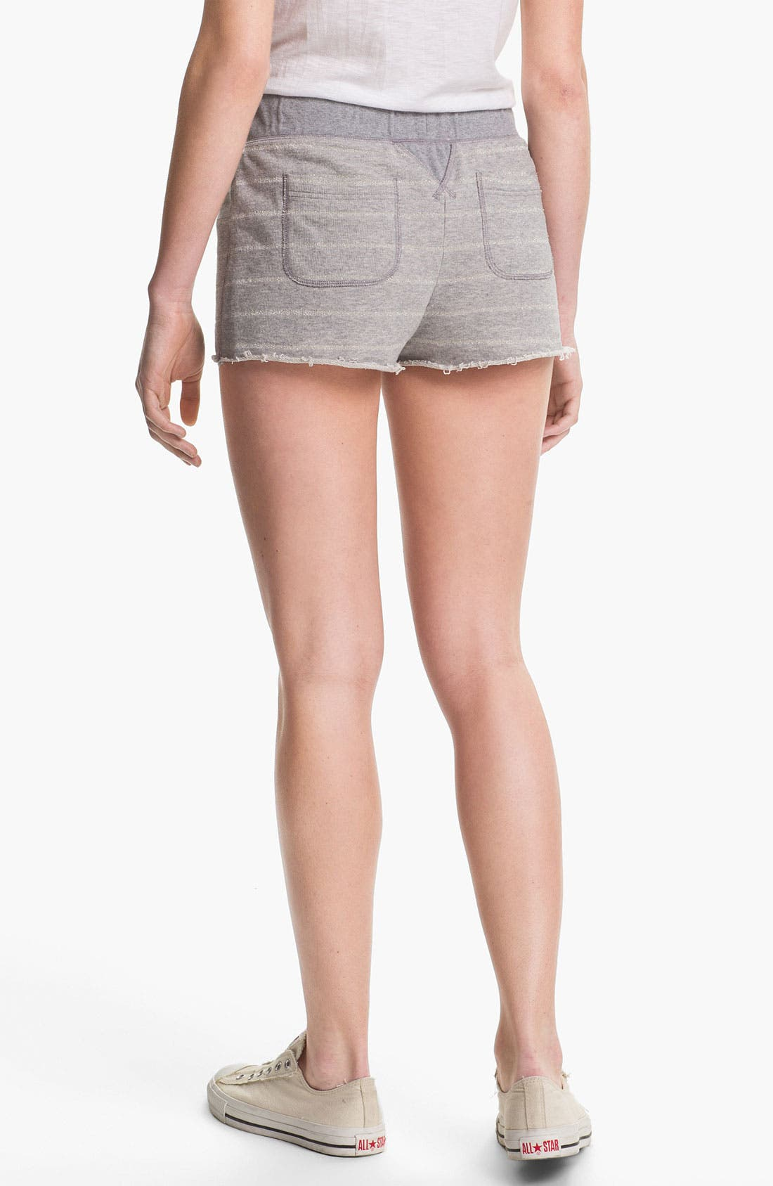 Alternate Image 3  - Two by Vince Camuto Sweatshorts