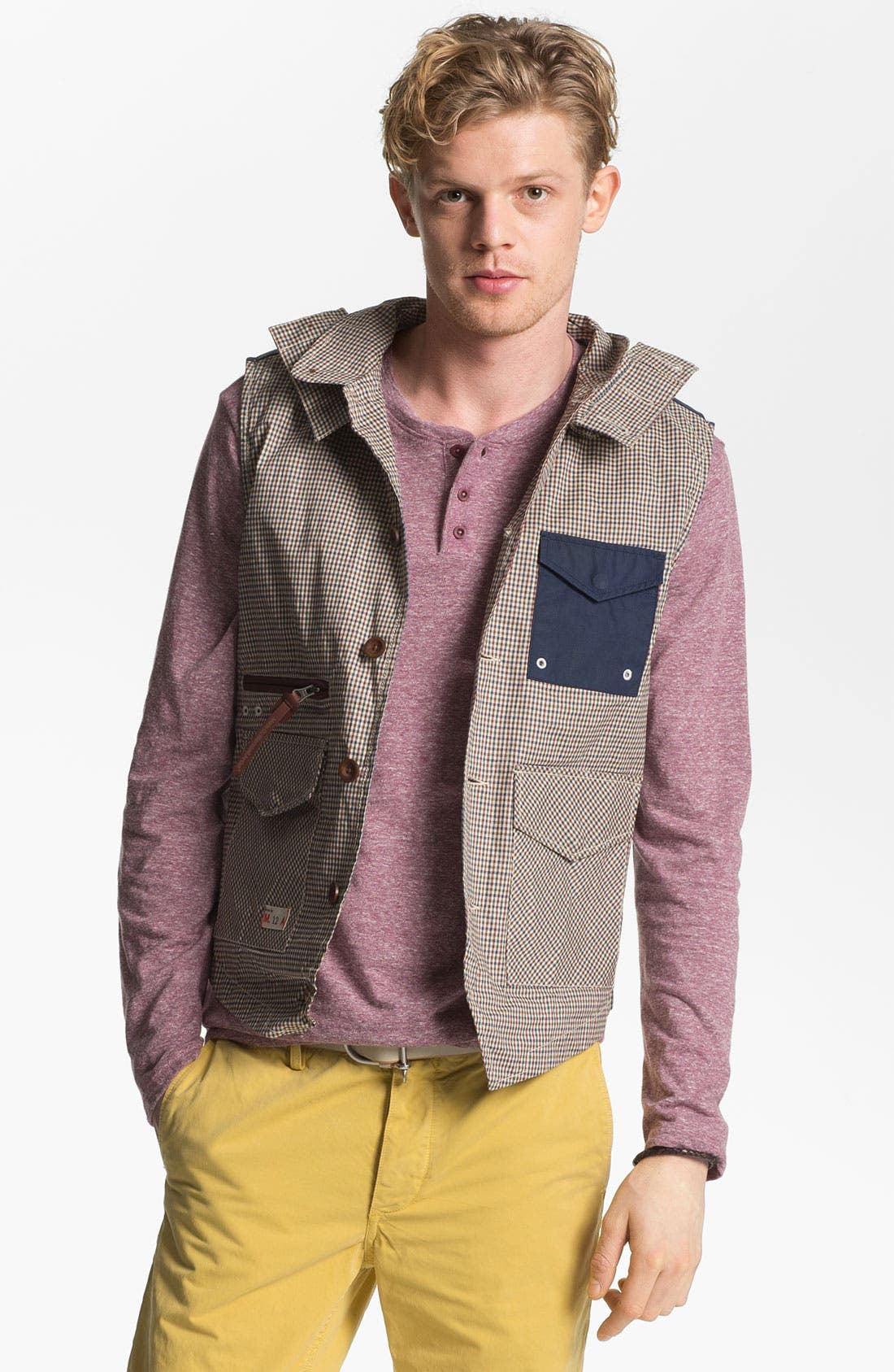 Main Image - Marshall Artist Hiking Waistcoat Vest