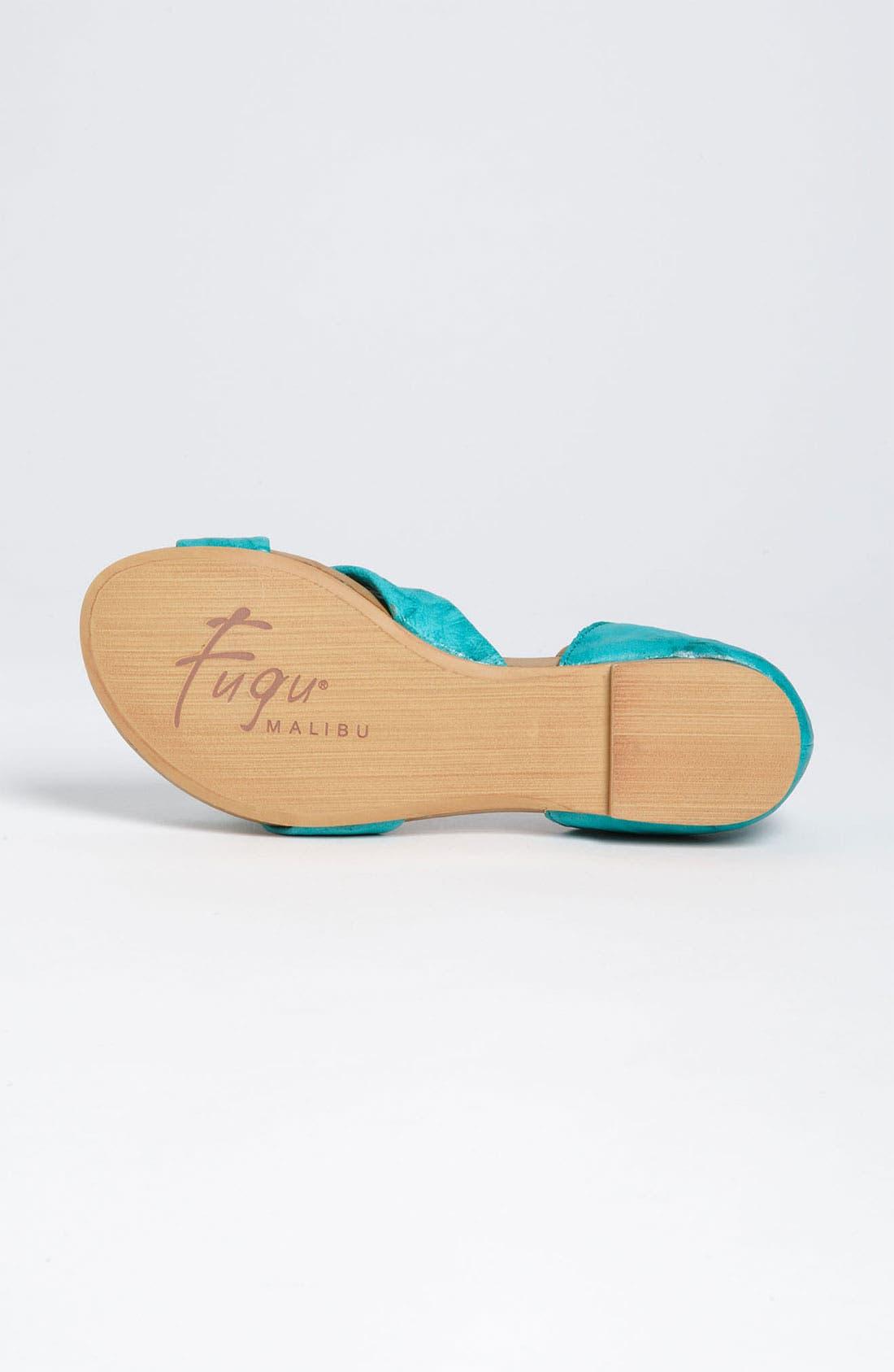 Alternate Image 4  - Fugu Malibu 'Tokay' Sandal