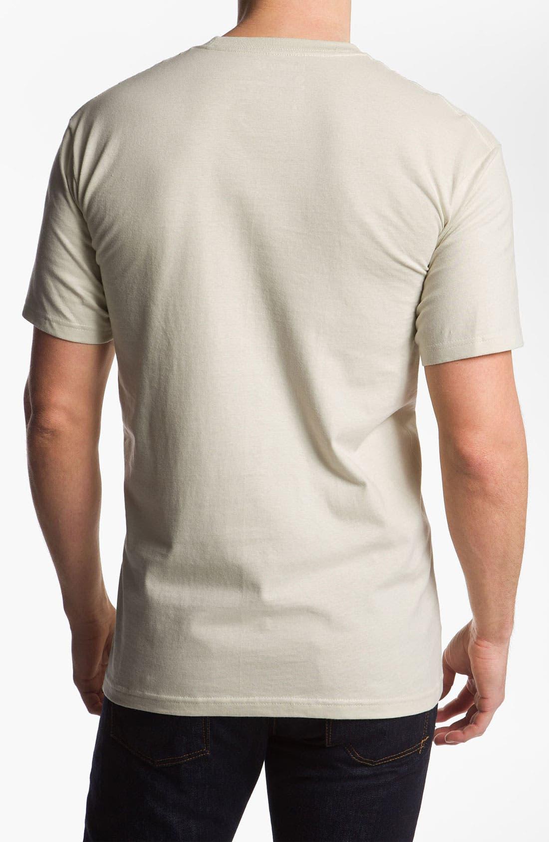 Alternate Image 2  - Hurley 'Icon' T-Shirt
