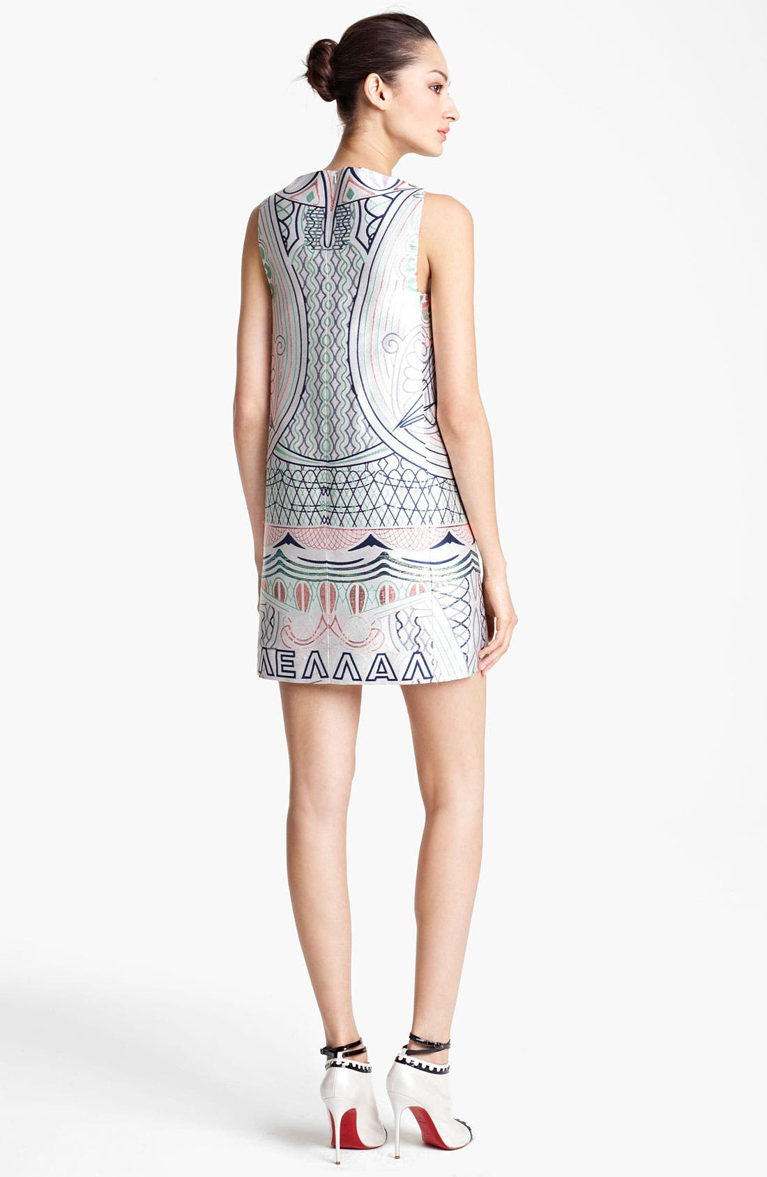 Alternate Image 2  - Mary Katrantzou Jacquard Shift Dress