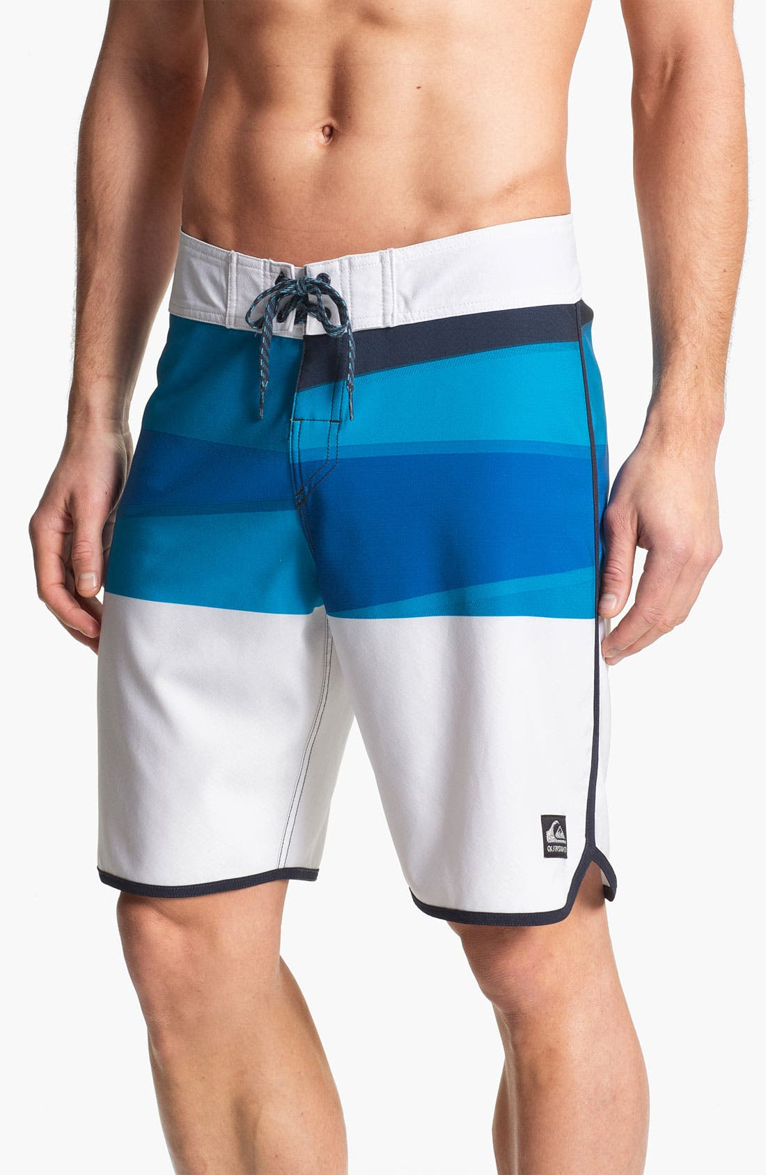 Alternate Image 1 Selected - Quiksilver 'Repel' Board Shorts