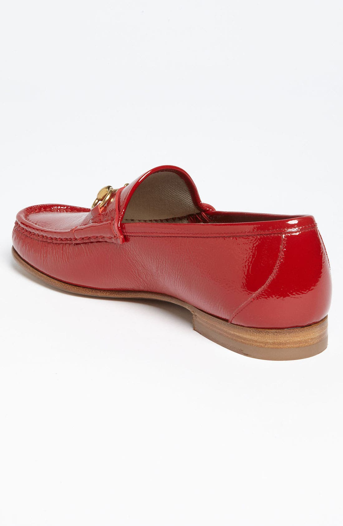 Alternate Image 2  - Gucci 'Roos' Patent Bit Loafer