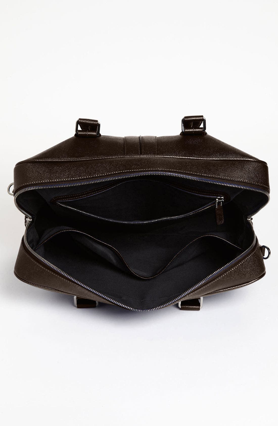Alternate Image 3  - Tod's Textured Leather Briefcase