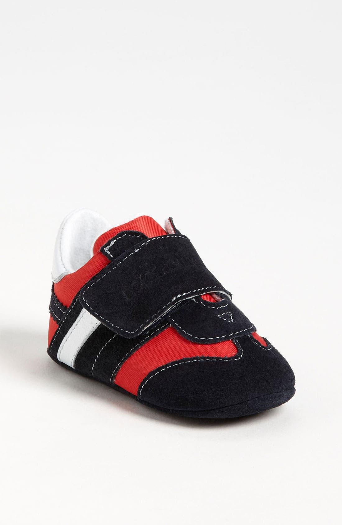 Main Image - Dolce&Gabbana Crib Shoe (Baby, Walker)