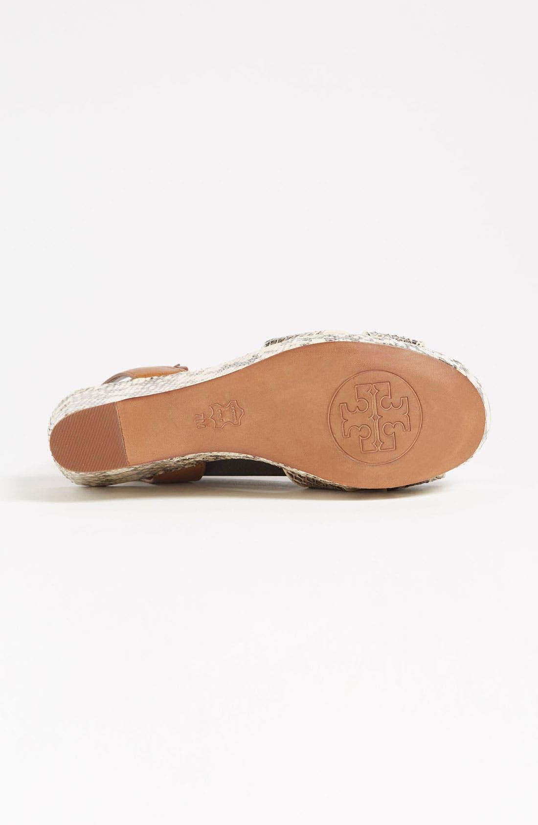 Alternate Image 4  - Tory Burch 'Cathleen' Sandal