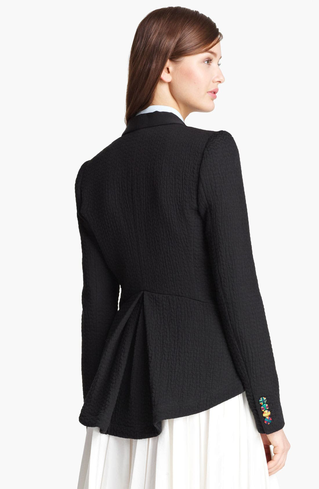 Alternate Image 3  - Band of Outsiders Quilted Blazer