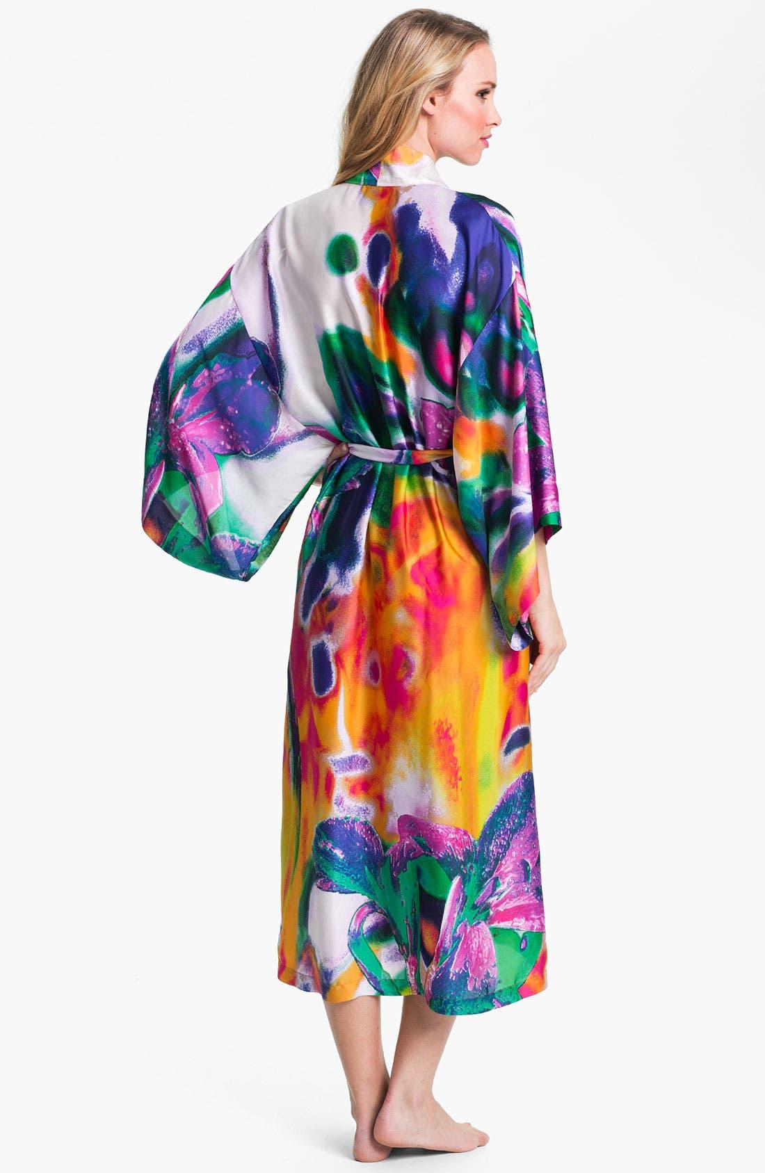 Alternate Image 2  - Natori 'Sagala' Robe