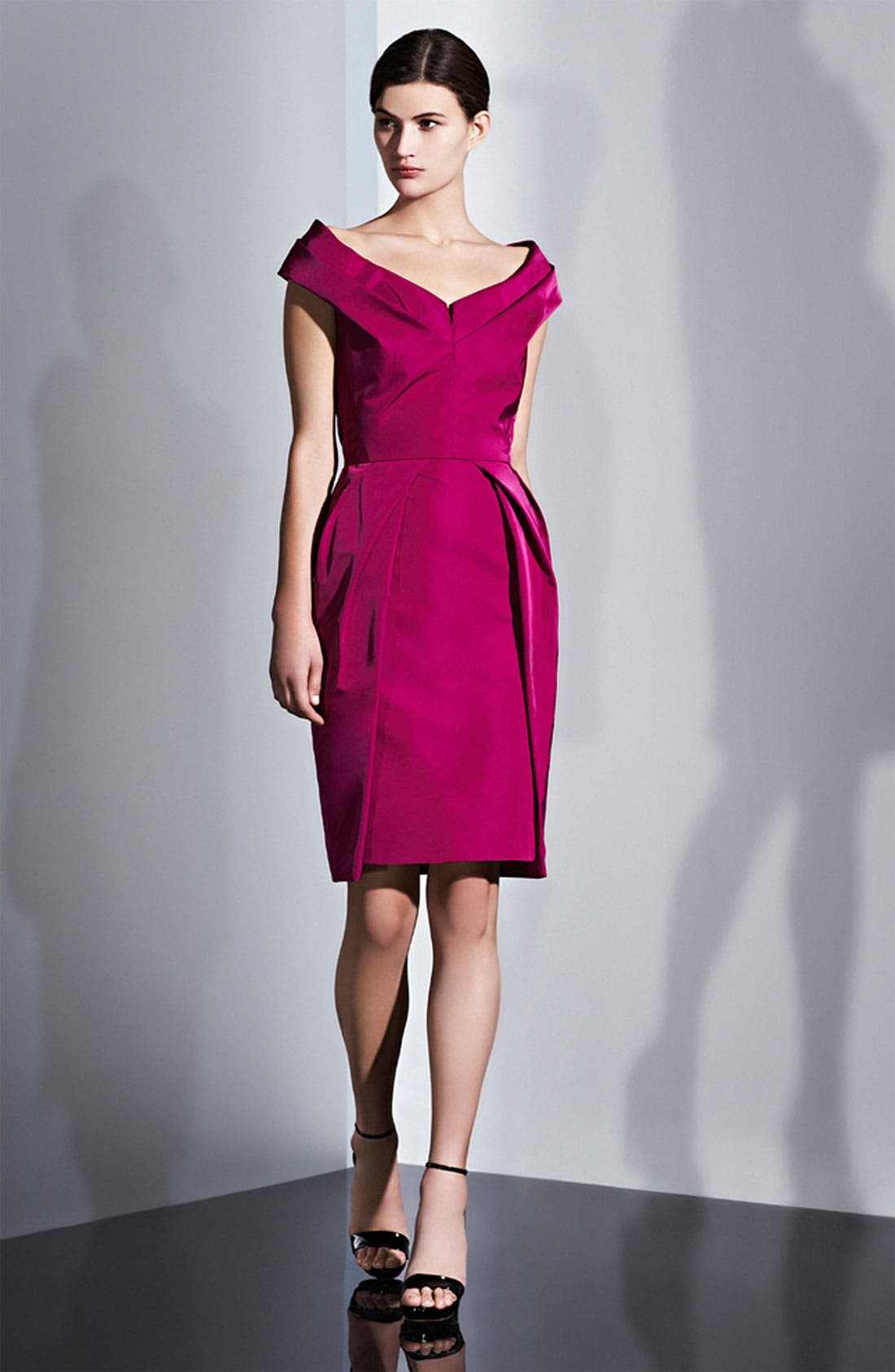 Alternate Image 4  - Lida Baday Radzimir Cocktail Dress