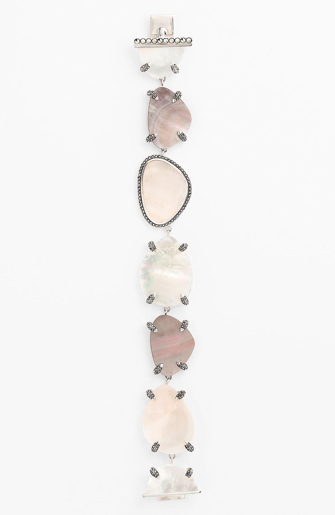 Alternate Image 3  - Judith Jack Mother-of-Pearl Bracelet