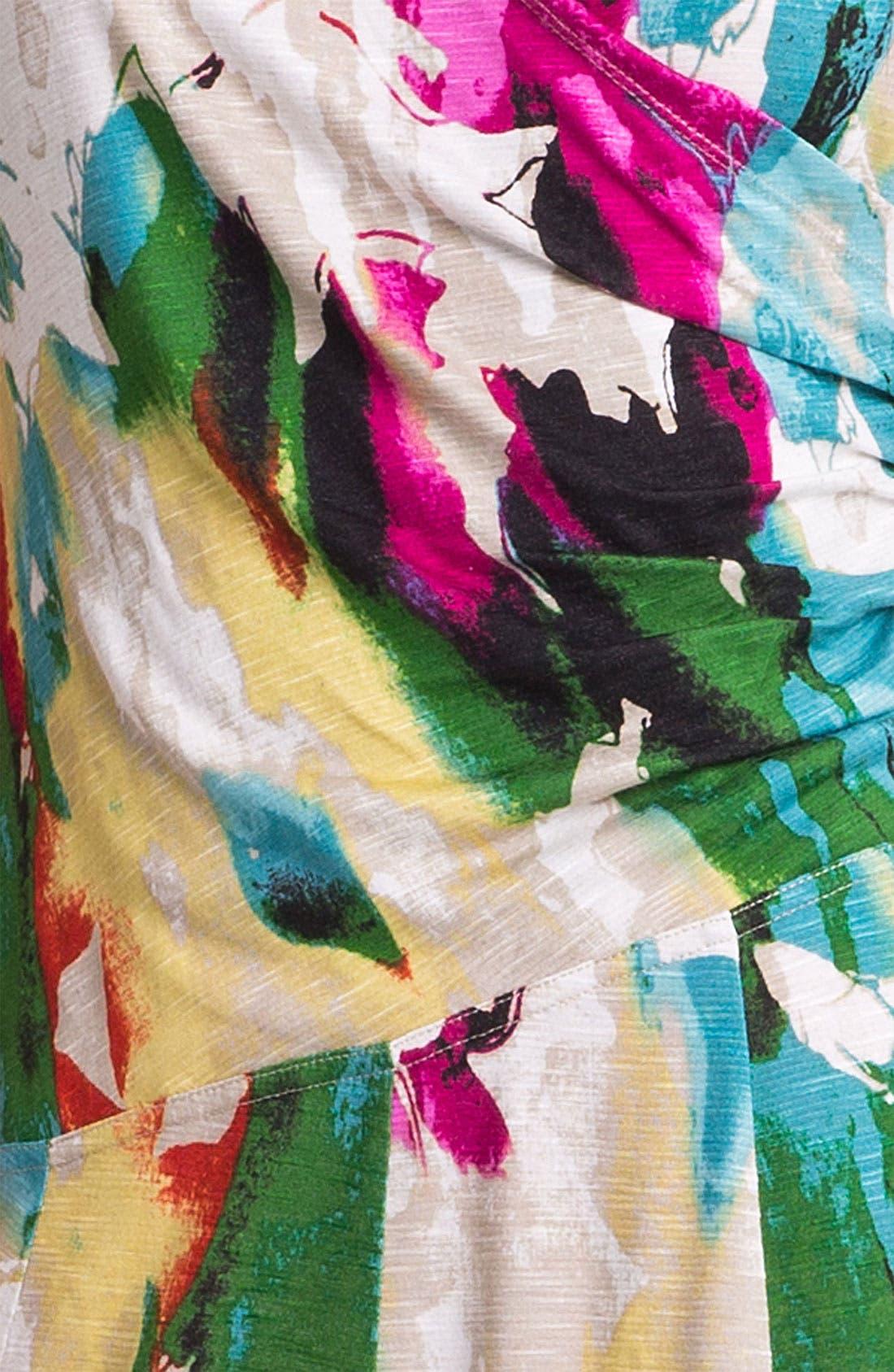 Alternate Image 3  - Nic + Zoe 'Painted Dream' Dress
