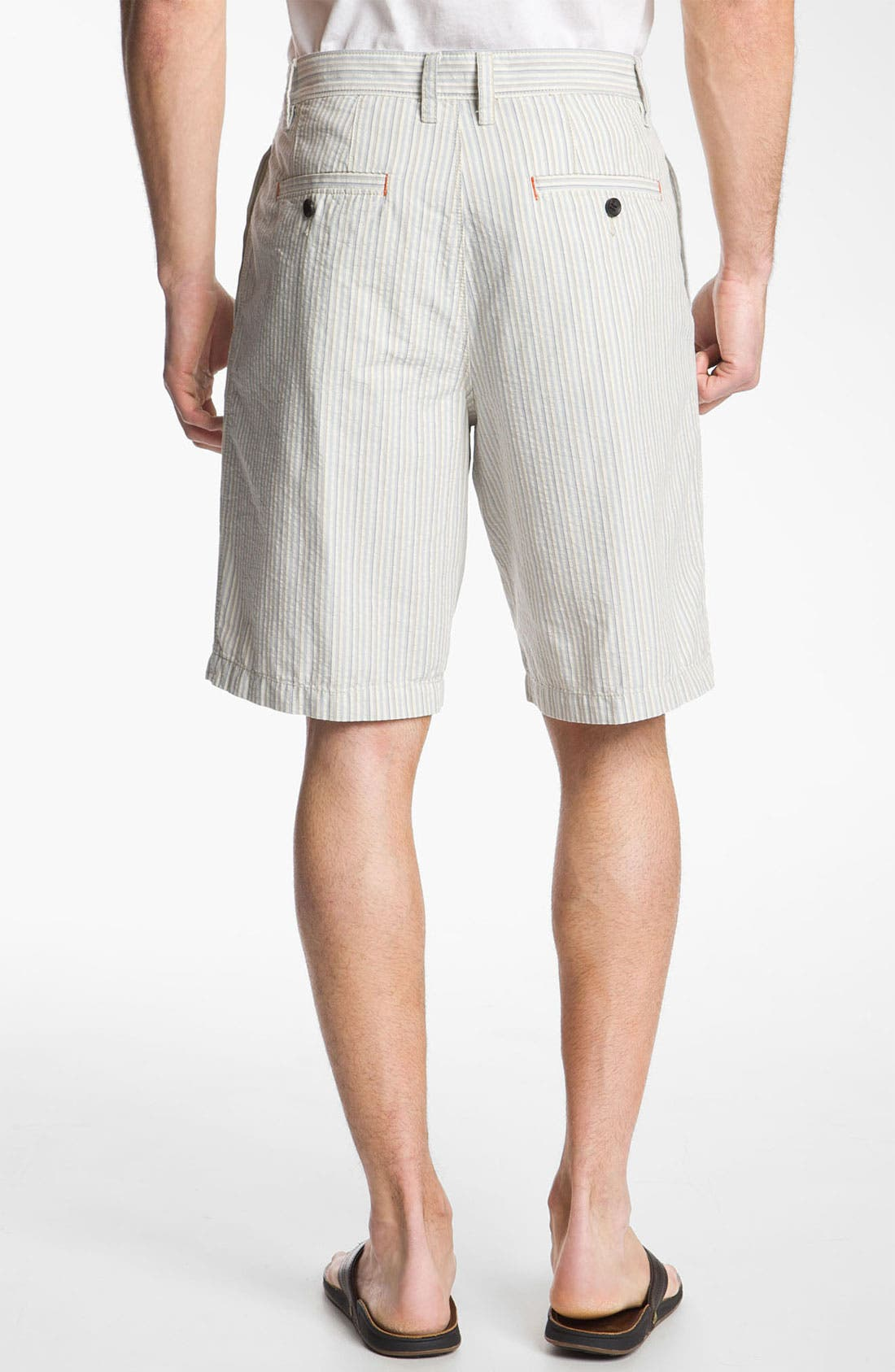 Alternate Image 2  - Tommy Bahama 'Stripe for the Picking' Shorts