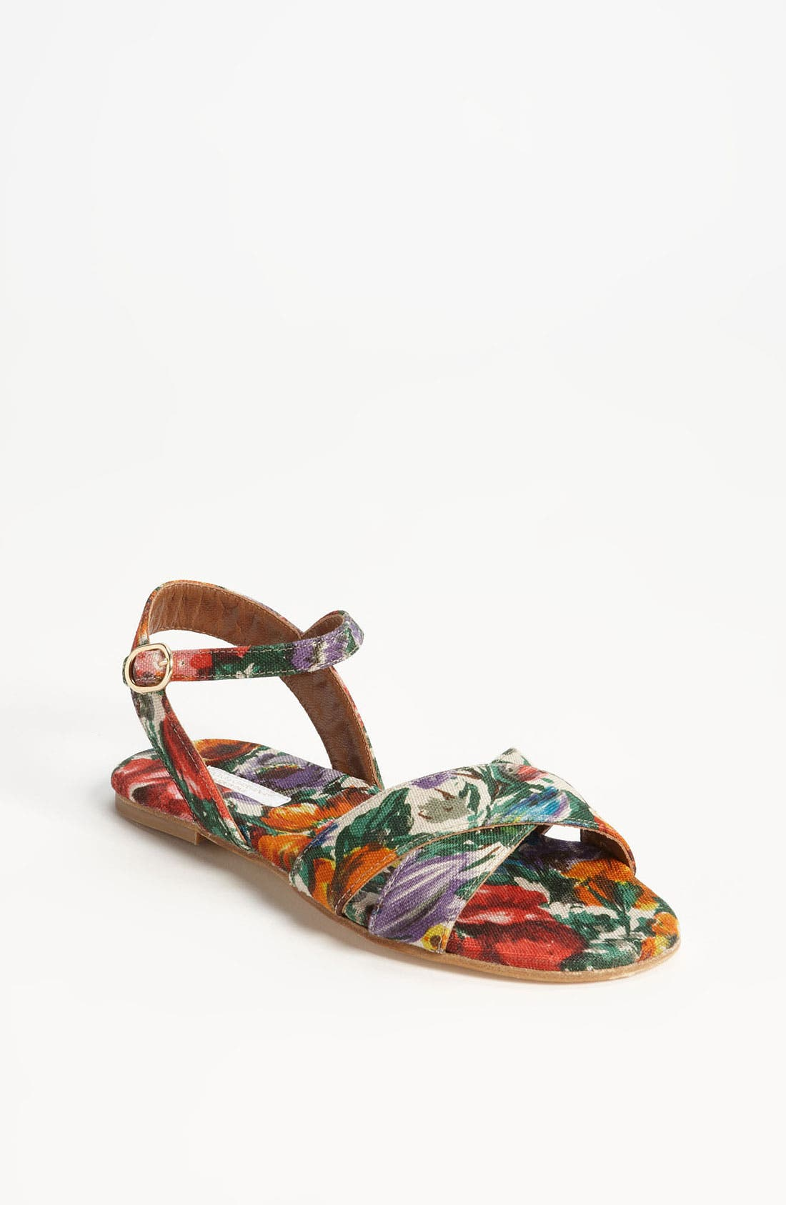 Alternate Image 1 Selected - Dolce&Gabbana Sandal (Little Kid & Big Kid)