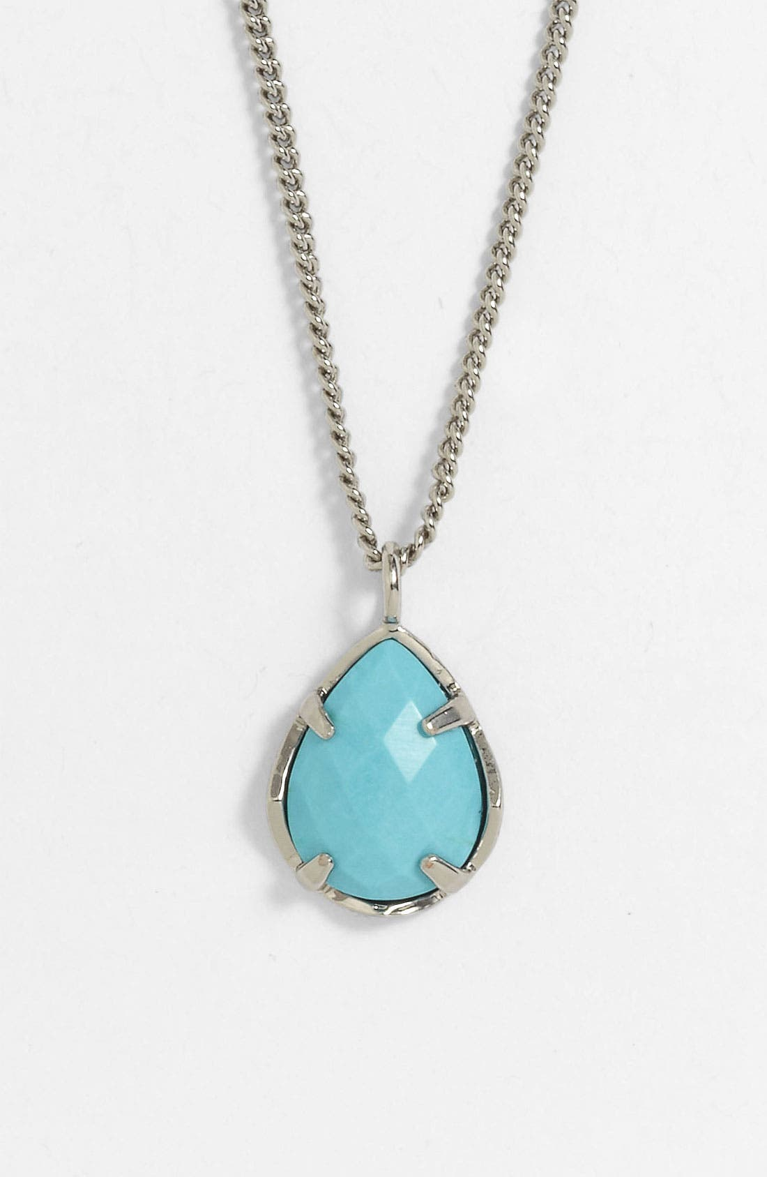 Alternate Image 1 Selected - Kendra Scott 'Nima' Reversible Pendant Necklace