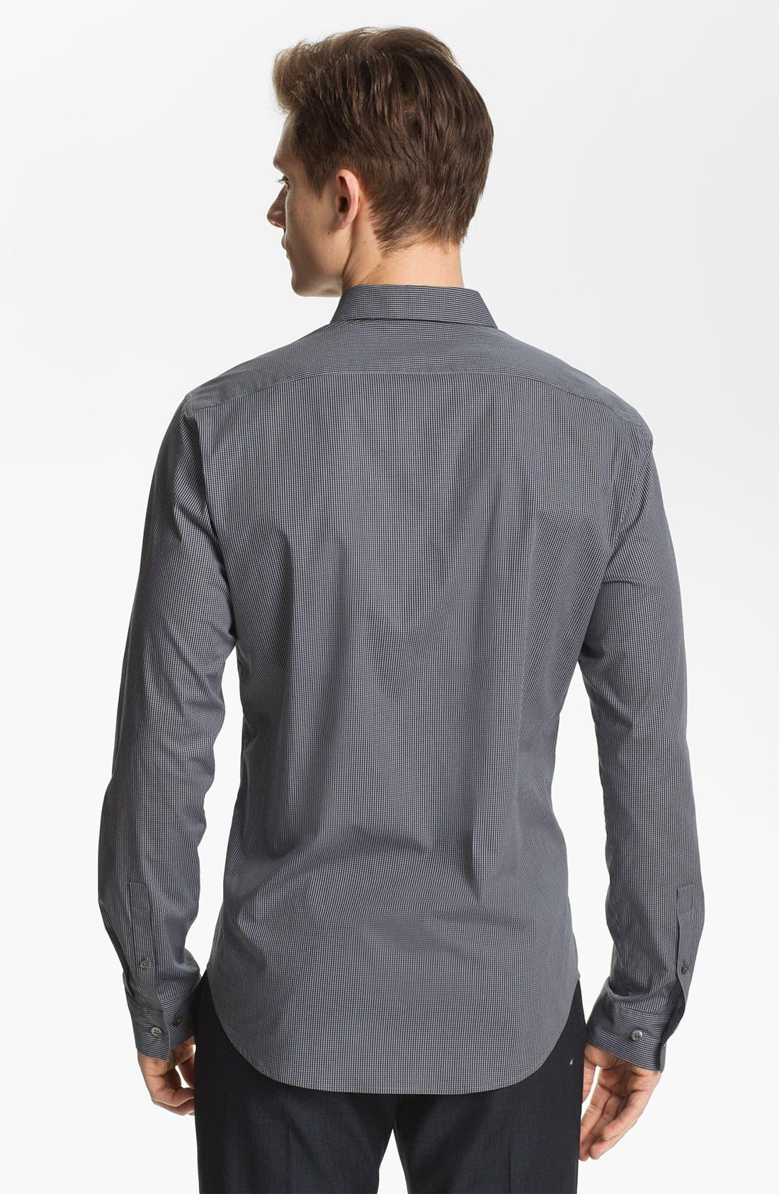 Alternate Image 2  - Theory 'Zack PS. Lorone' Trim Fit Sport Shirt