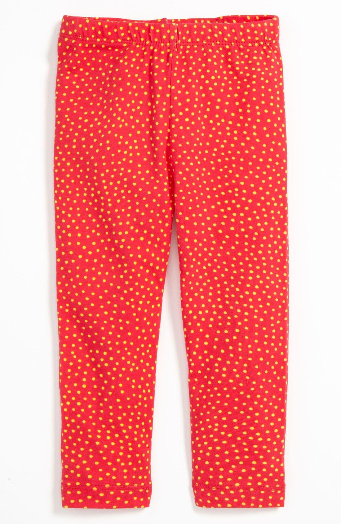 Alternate Image 1 Selected - Marimekko Print Leggings (Baby)