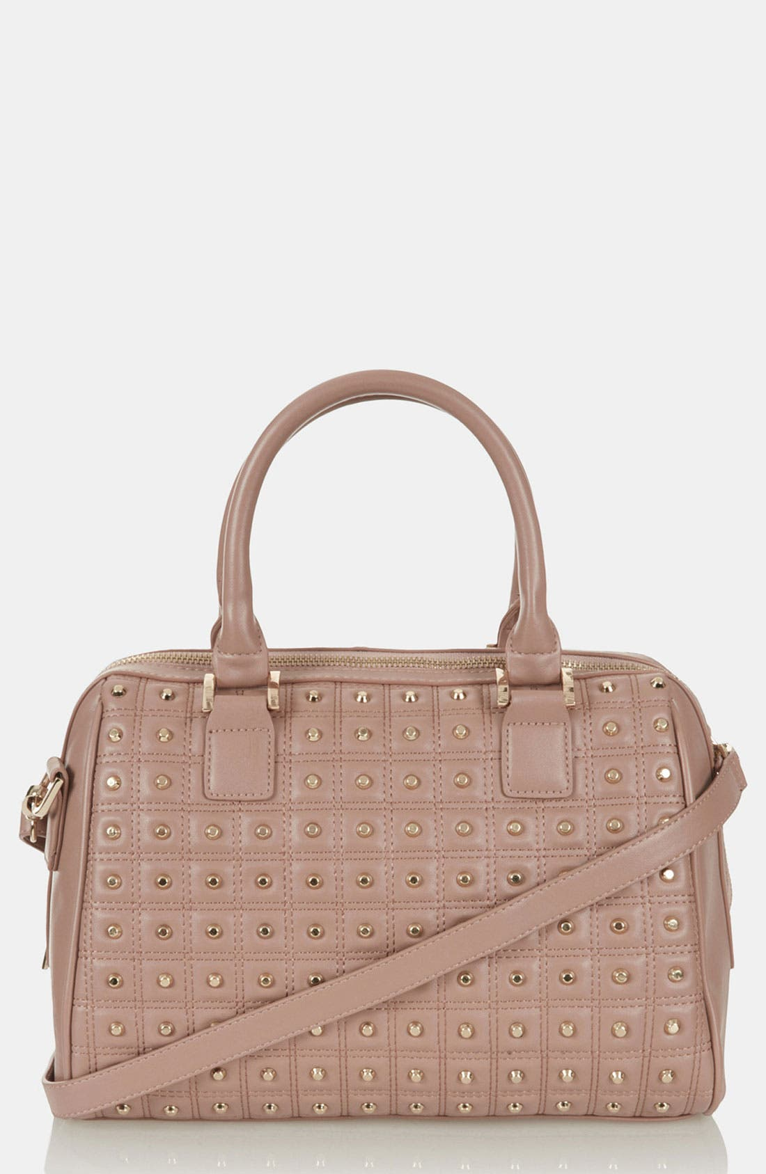 Main Image - Topshop 'Studded Lady' Satchel