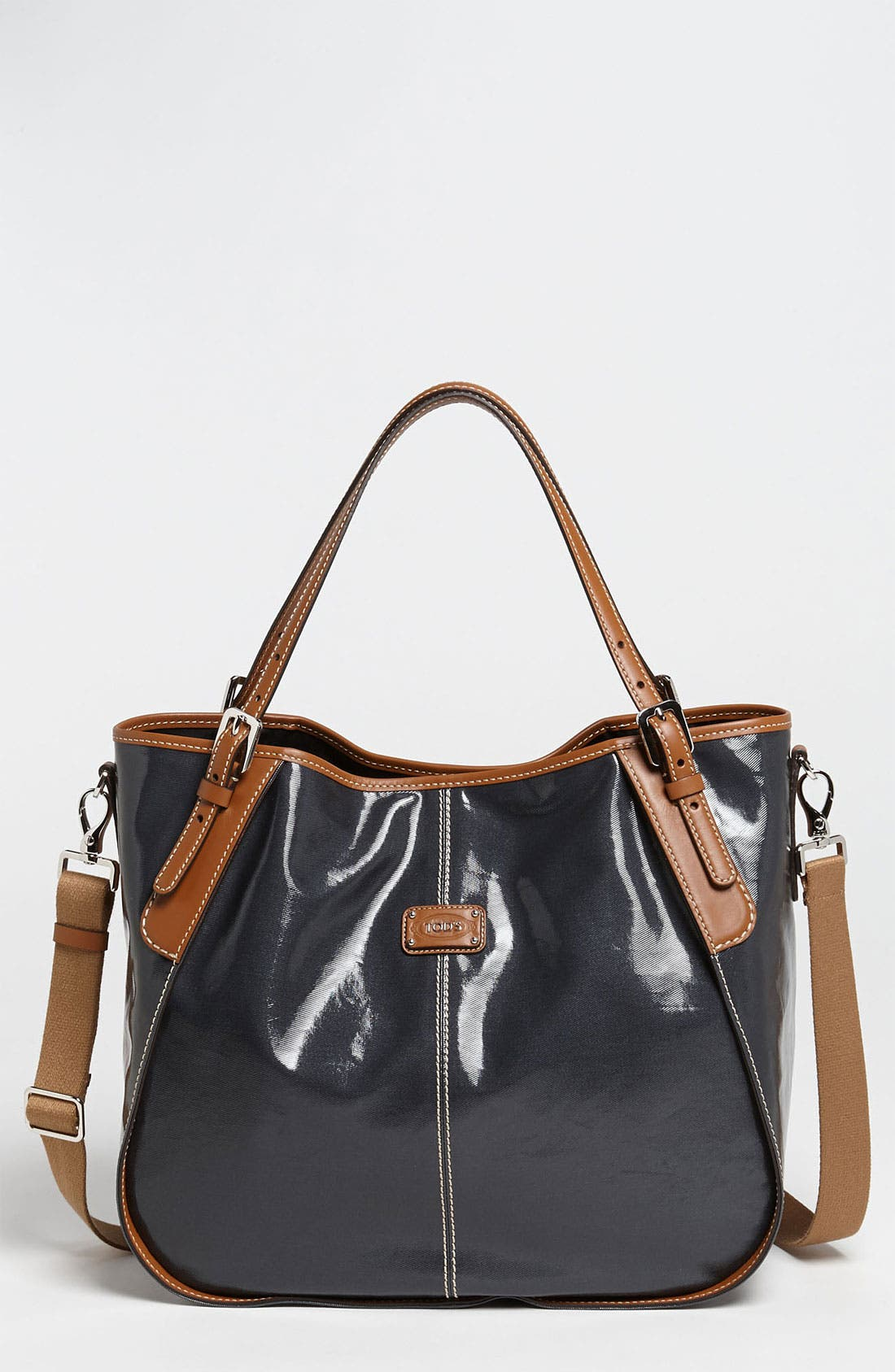Alternate Image 1 Selected - Tod's 'New G - Medium' Shoulder Bag