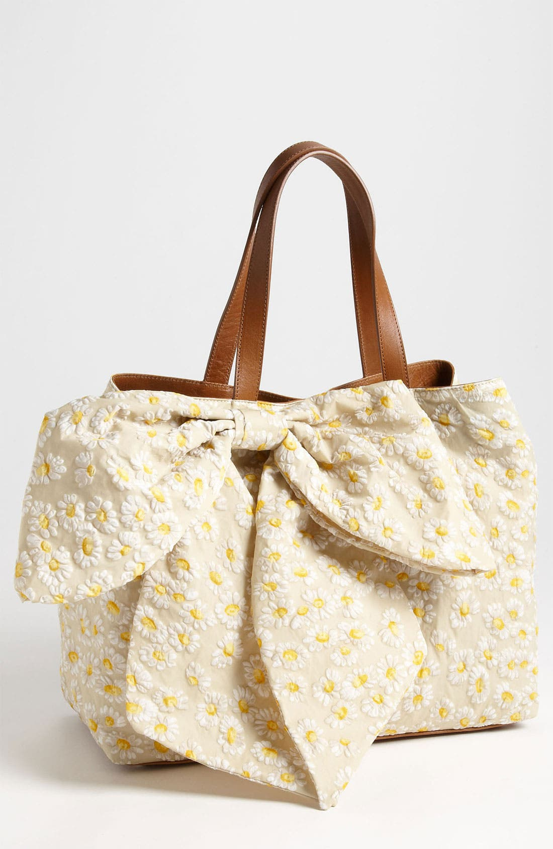 Alternate Image 1 Selected - RED Valentino 'Bow' Tote