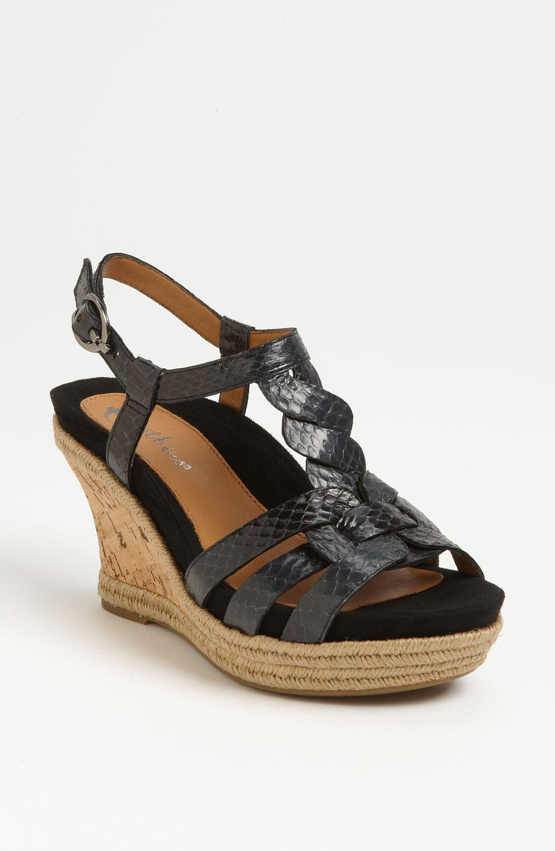 Alternate Image 1 Selected - Earthies® 'Corsica' Sandal
