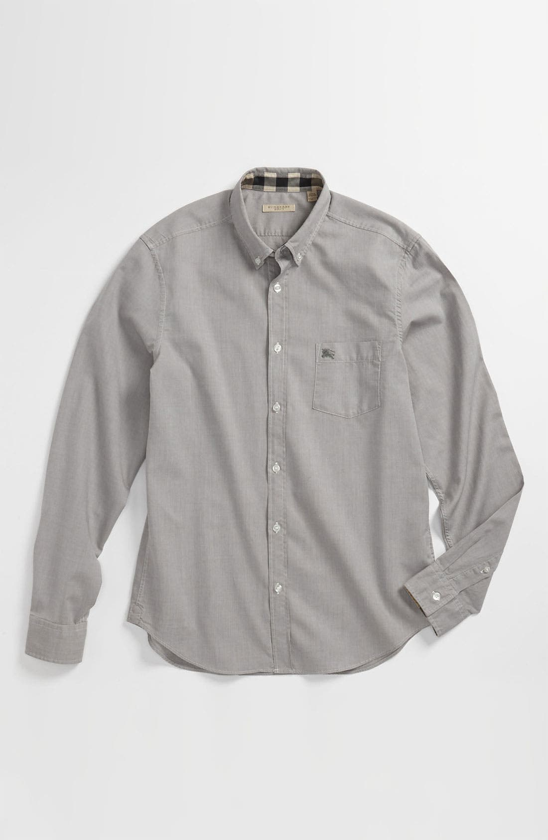Alternate Image 4  - Burberry Brit 'Fred' Button Down Sport Shirt