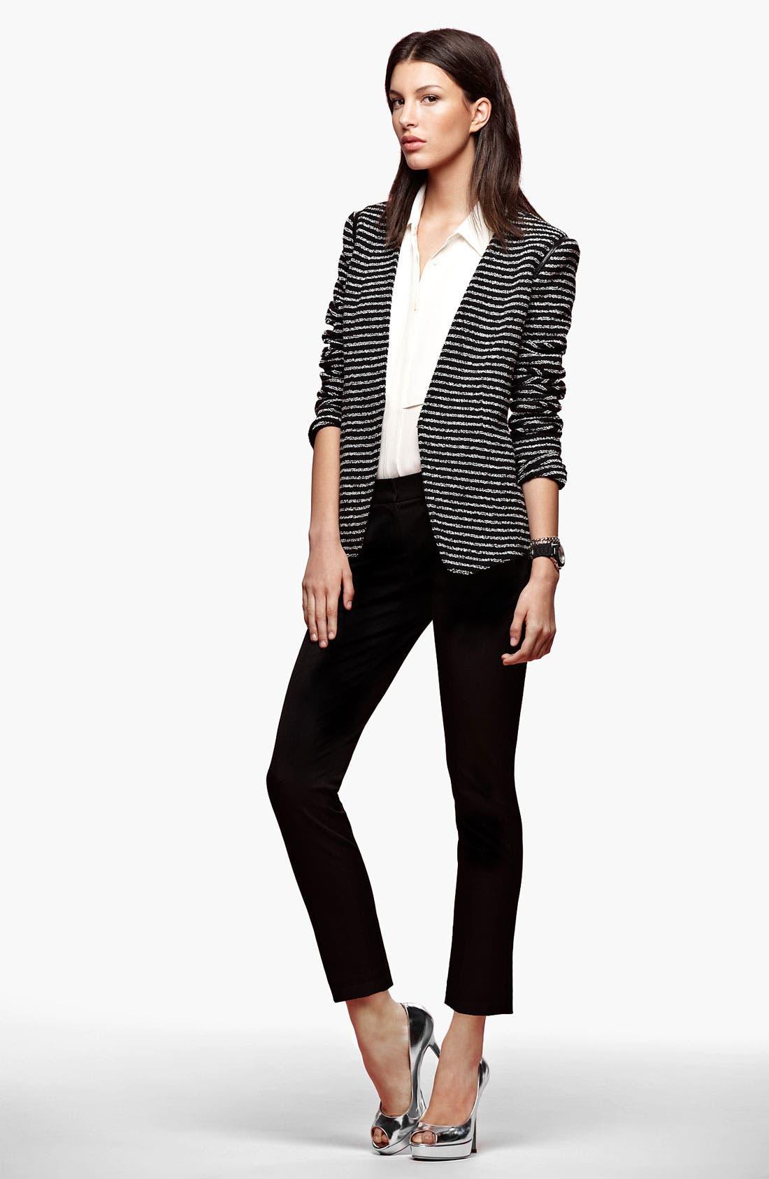Alternate Image 1 Selected - Theory 'Yaisa' Stripe Blazer