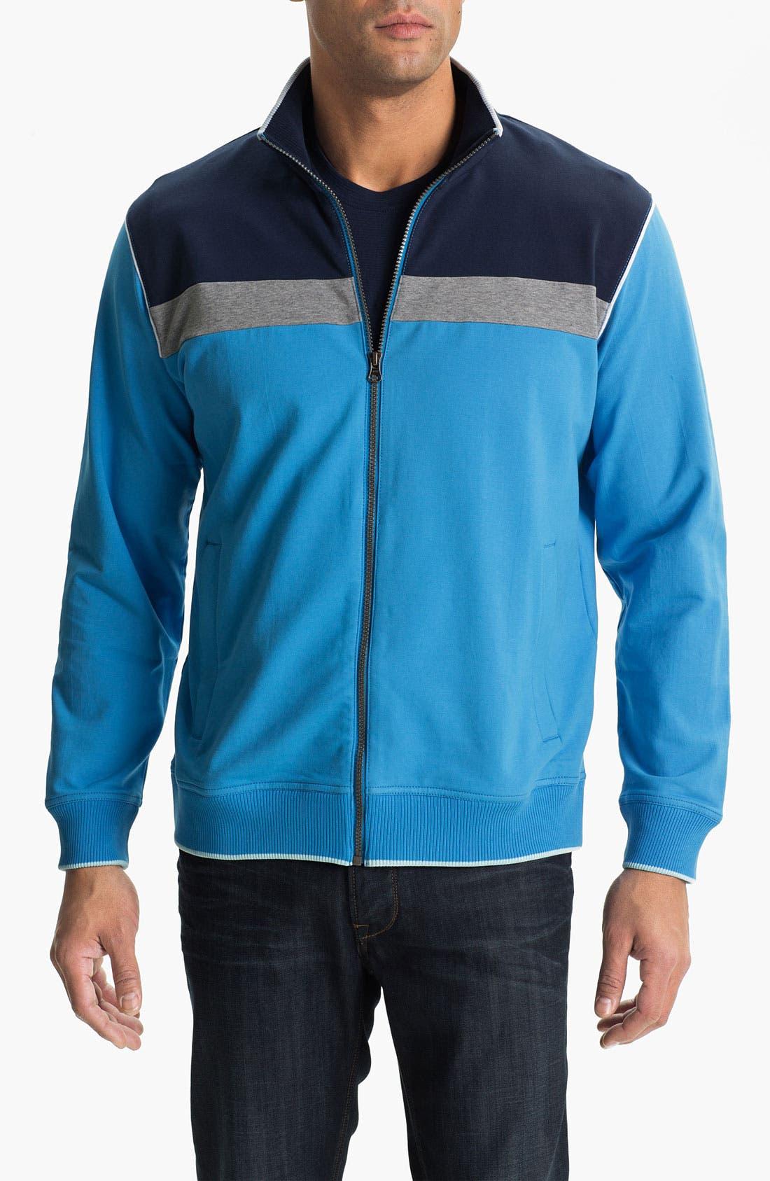 Alternate Image 1 Selected - Cutter & Buck 'Broadmoor' Full Zip Jacket
