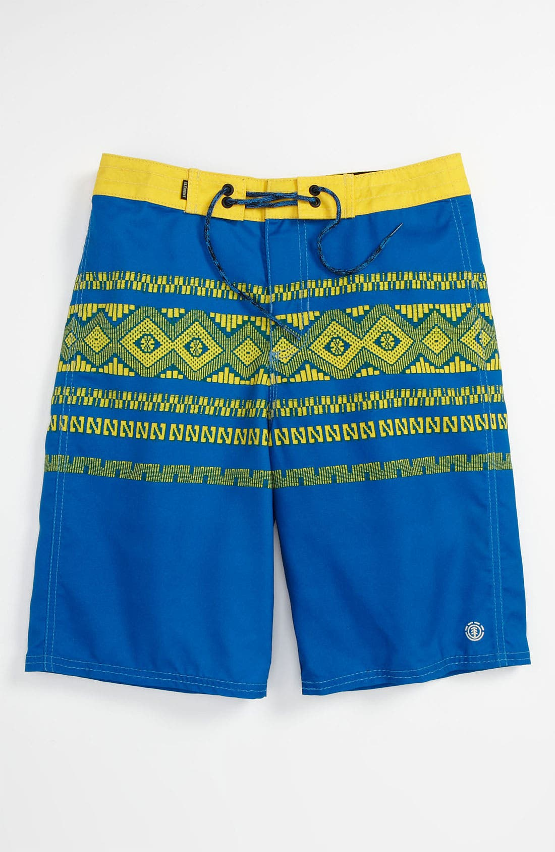 Alternate Image 1 Selected - Element 'Inka' Board Shorts (Big Boys)
