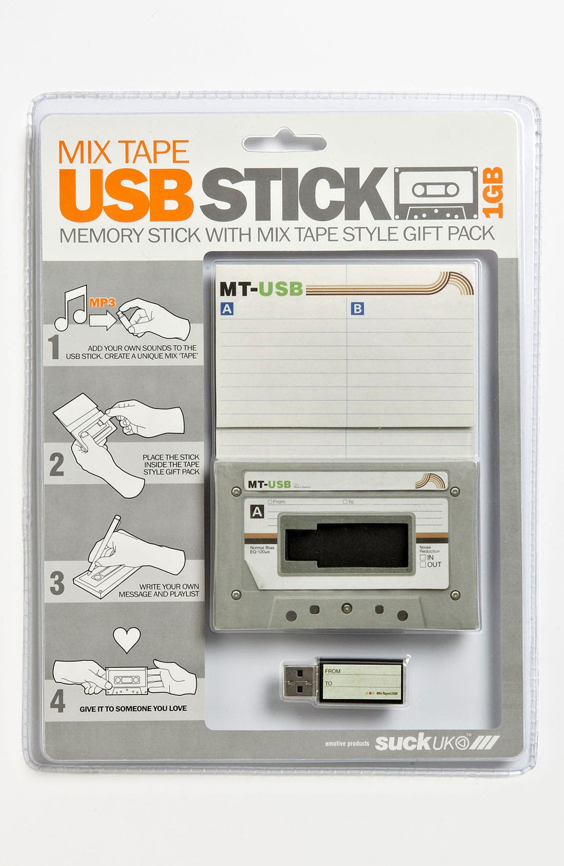 Alternate Image 1 Selected - Mix Tape USB Drive