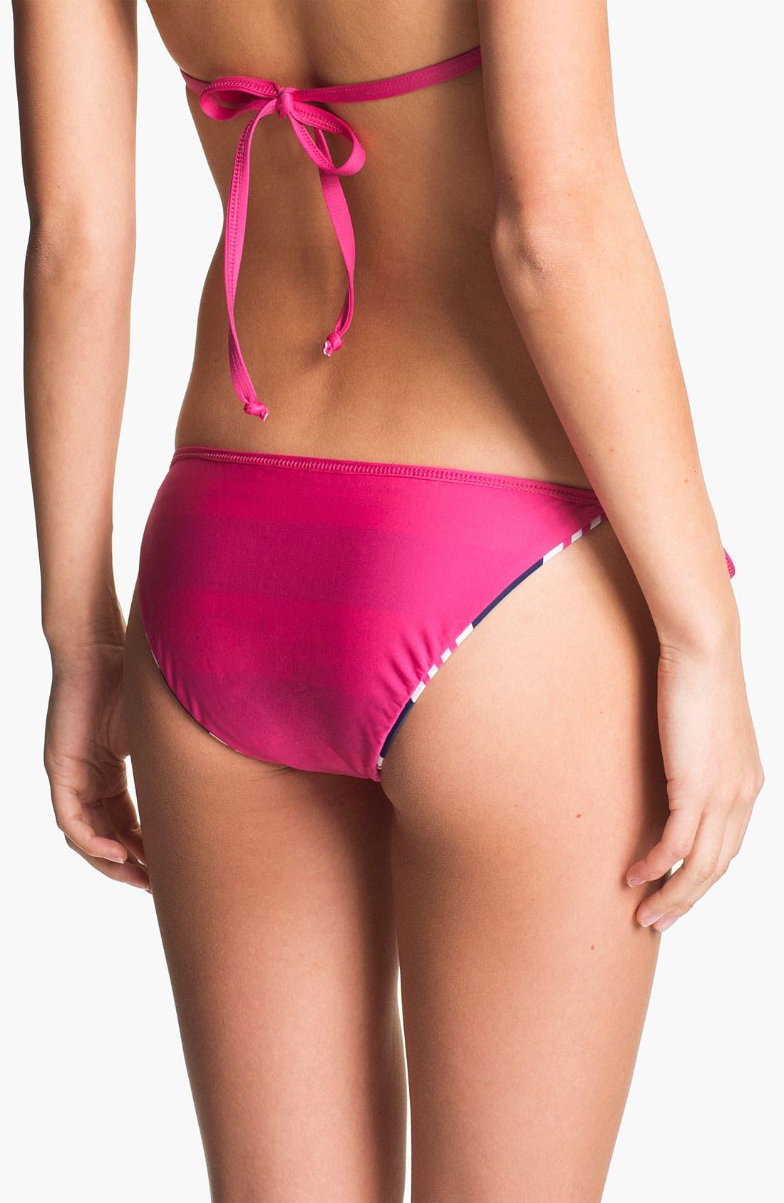 Alternate Image 5  - Splendid 'Cabrillo' Reversible Bikini Bottoms